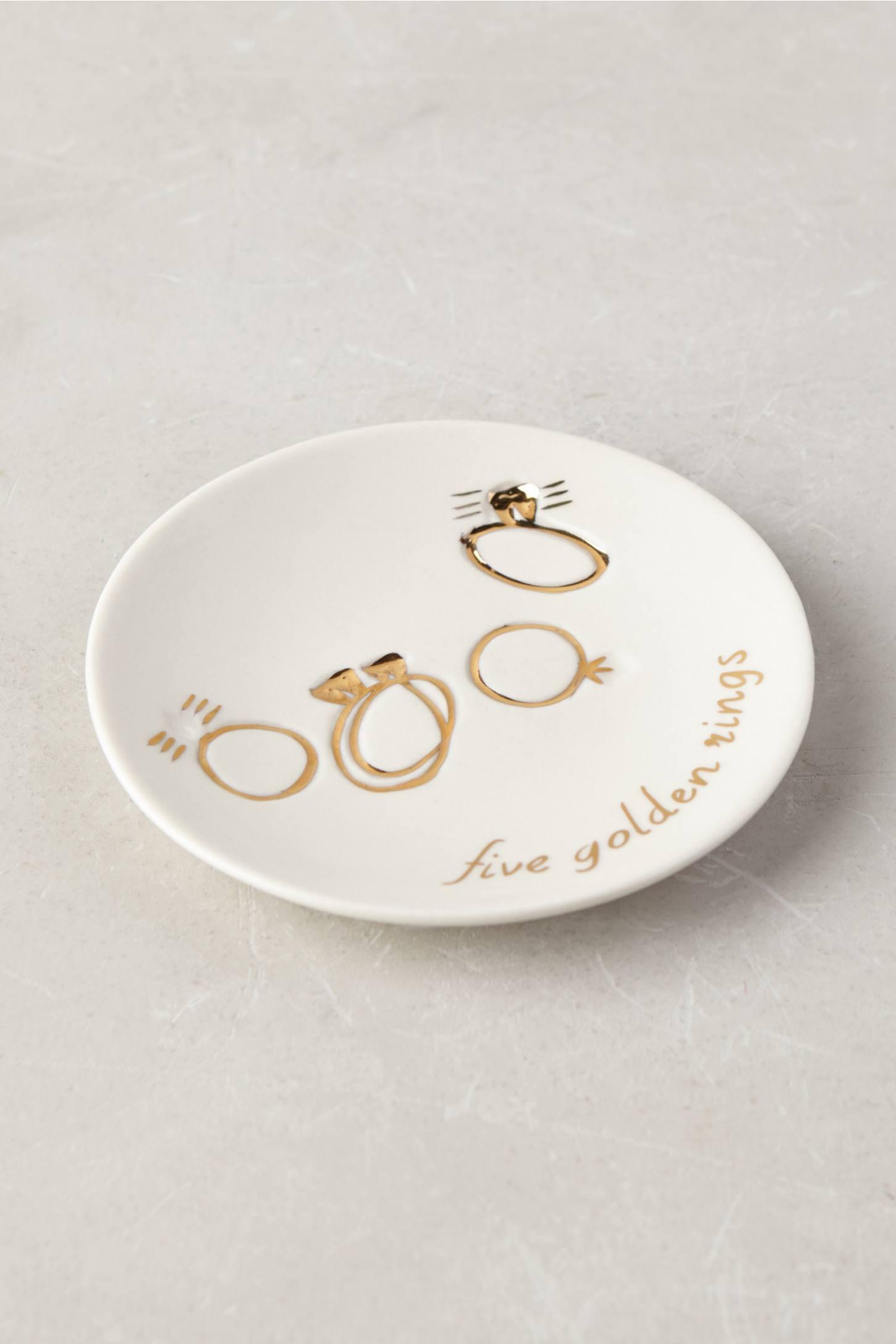 True Love Ring Dish