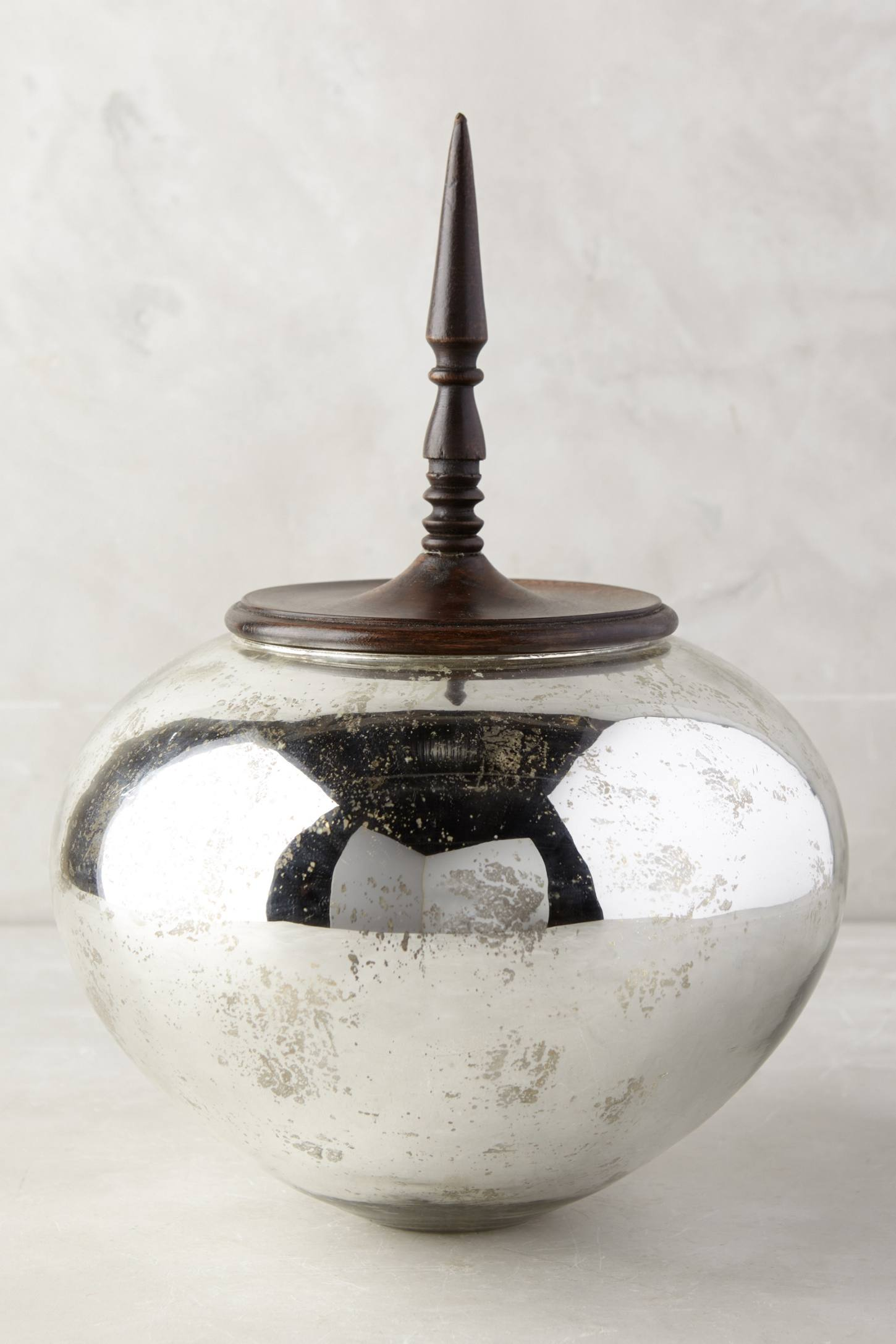 Alexandrine Glass Jar