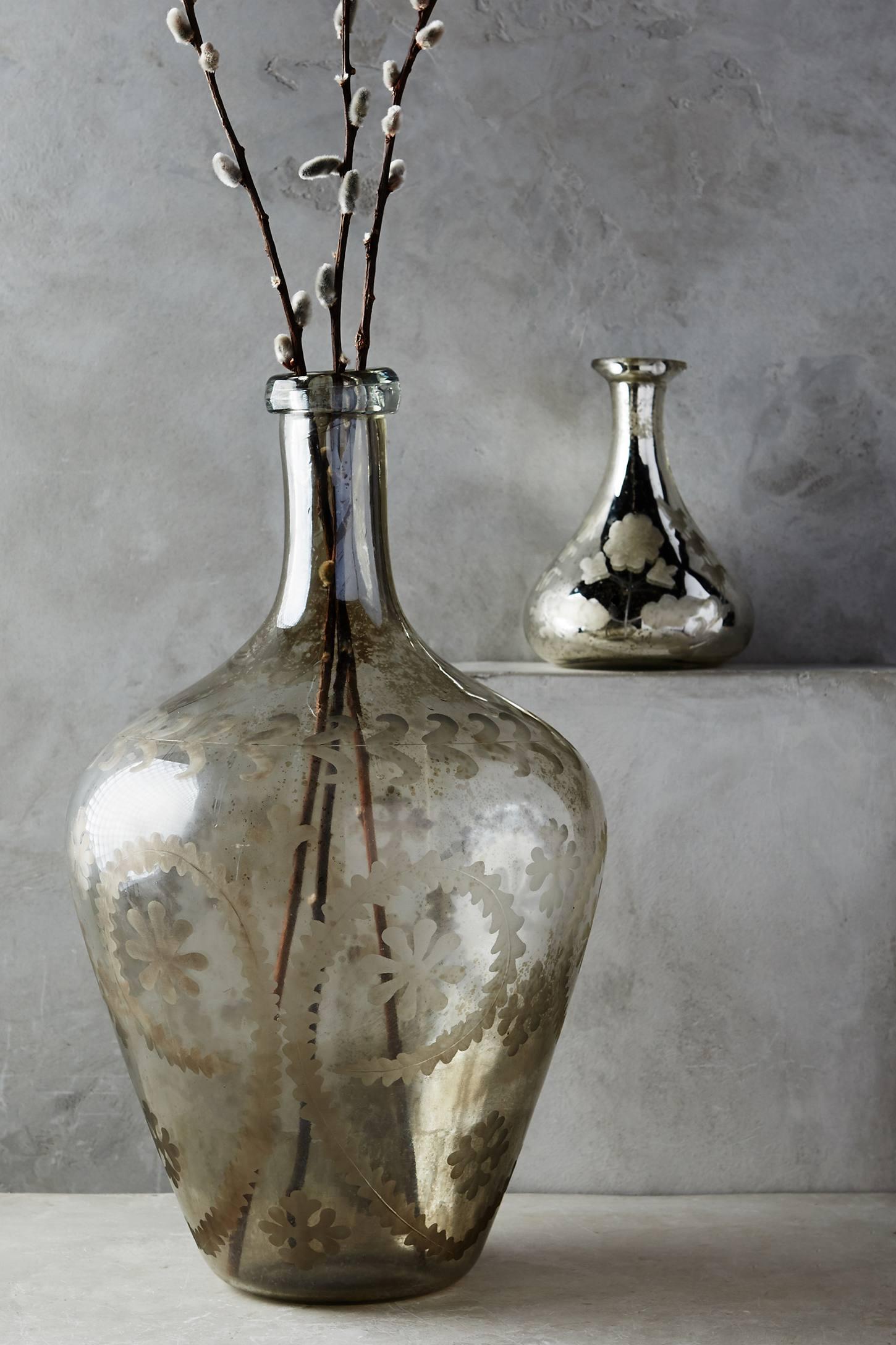 Moonshod Mercury Vase