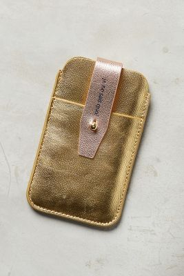 Metallic Idiom iPhone 6 Case