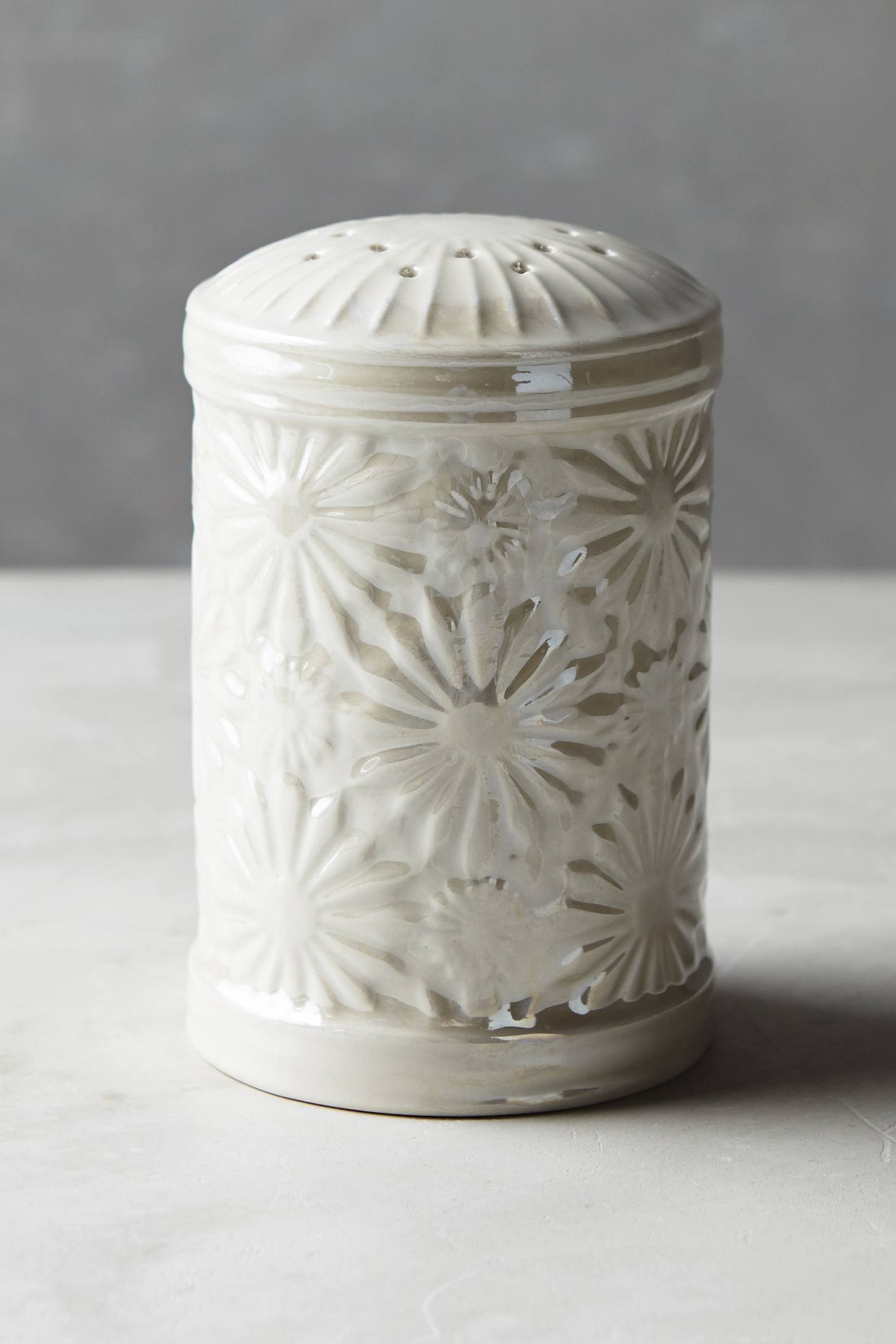 Raised Bloom Sugar Shaker