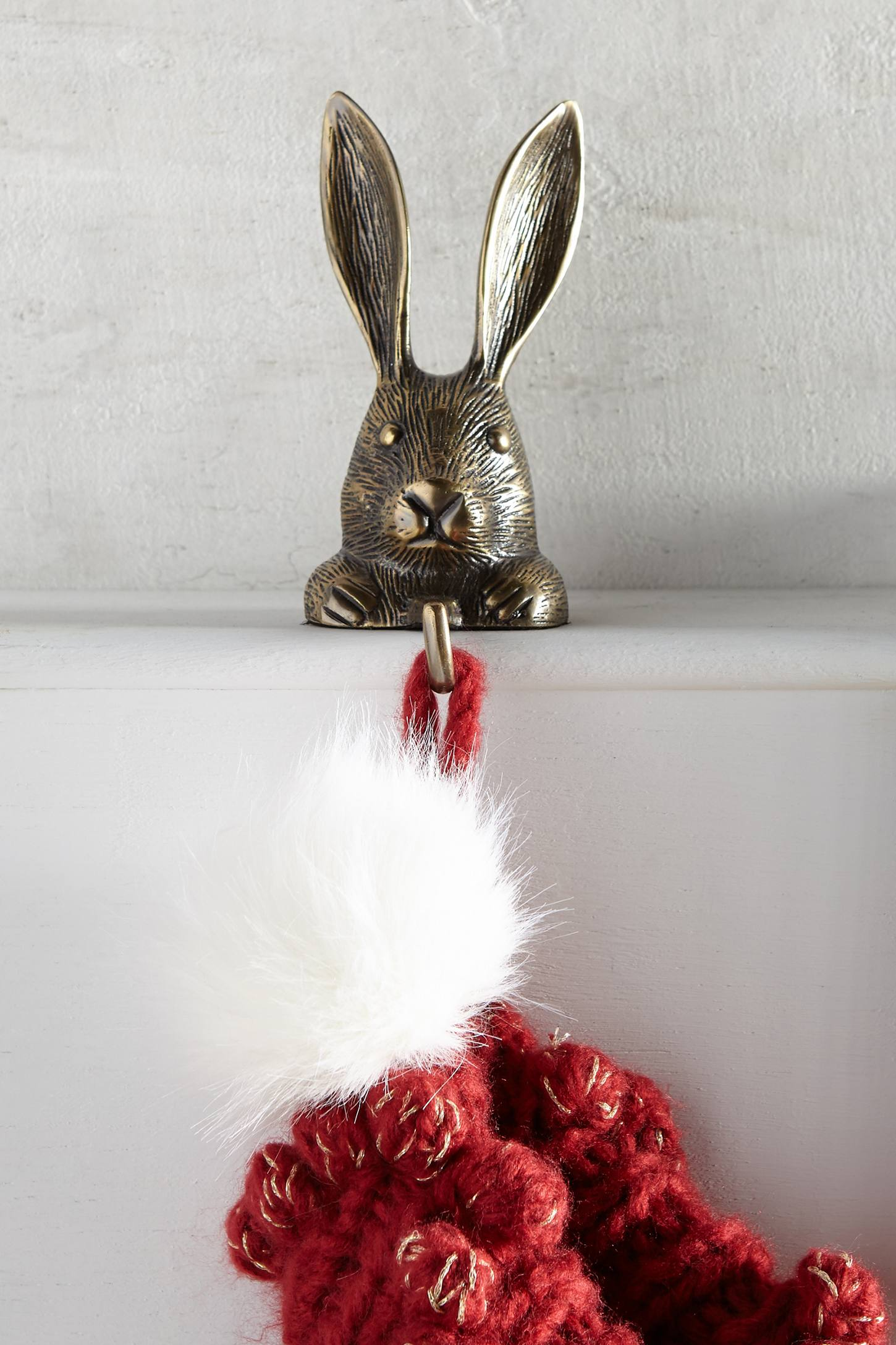 Field Hare Stocking Holder
