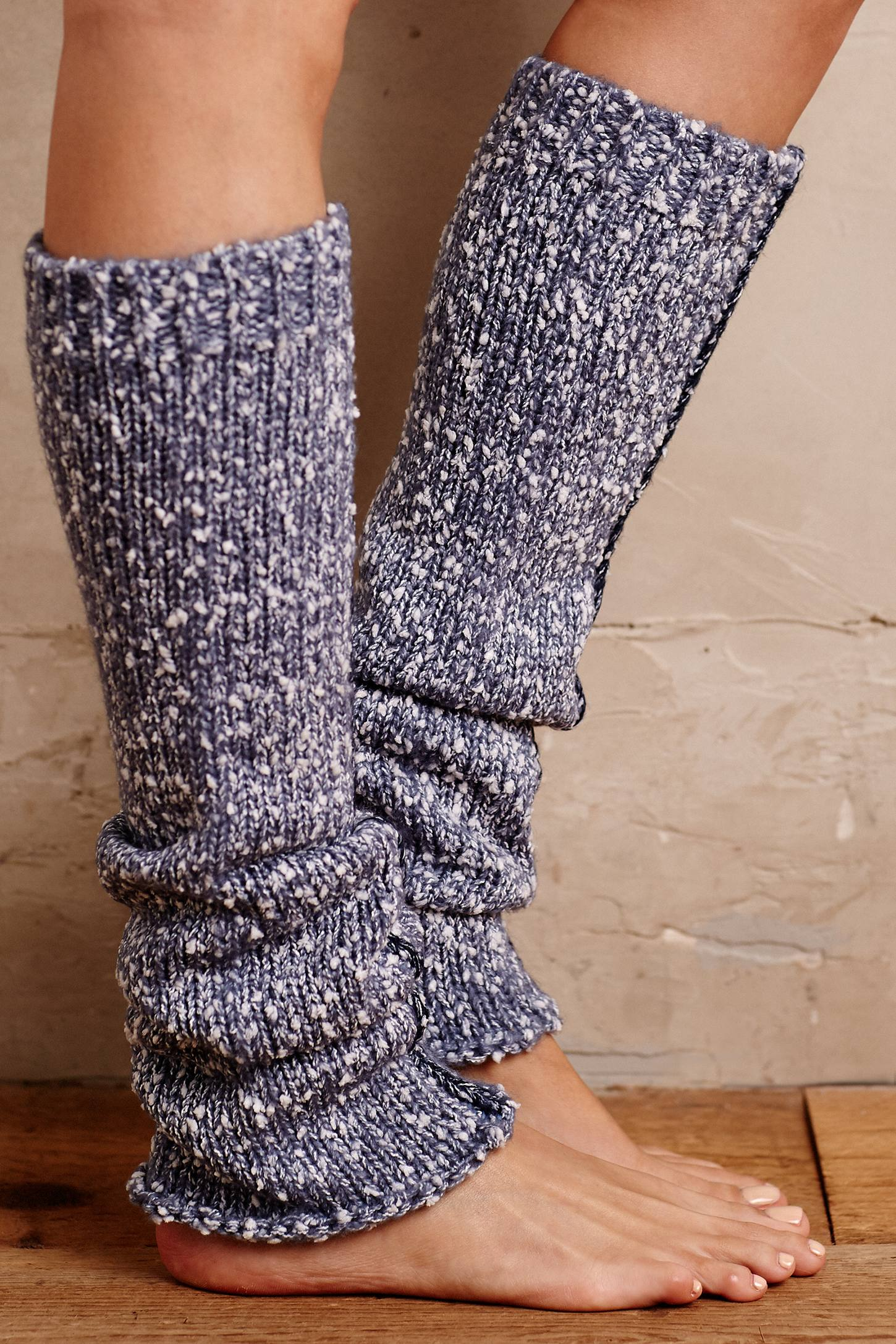Speckled Legwarmers