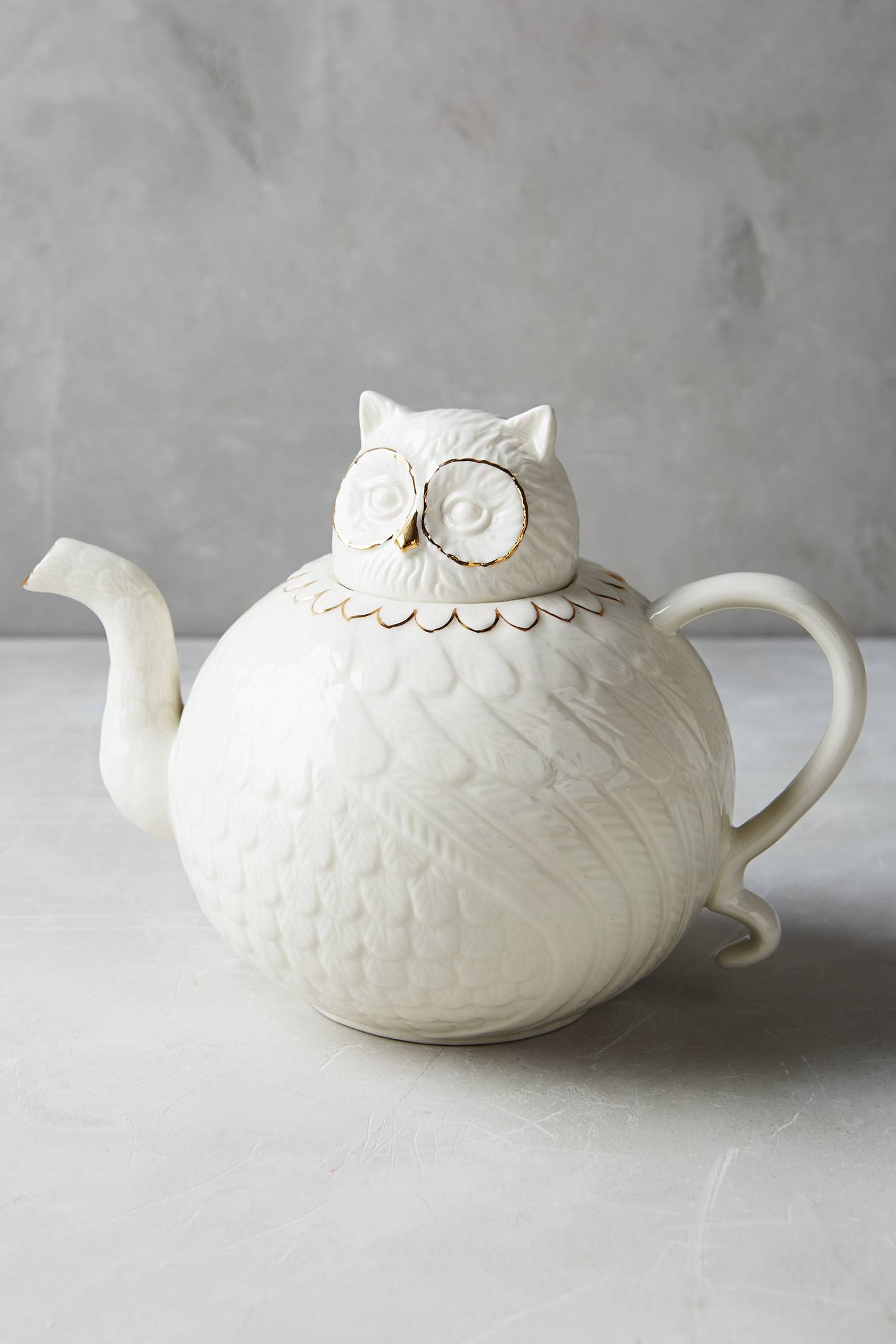 Wild Masquerade Tea Pot