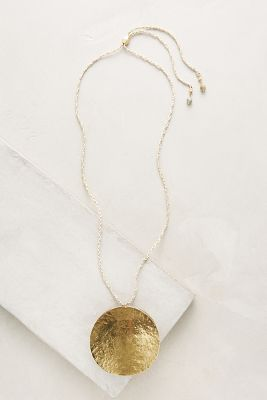 Antiquary Pendant Necklace