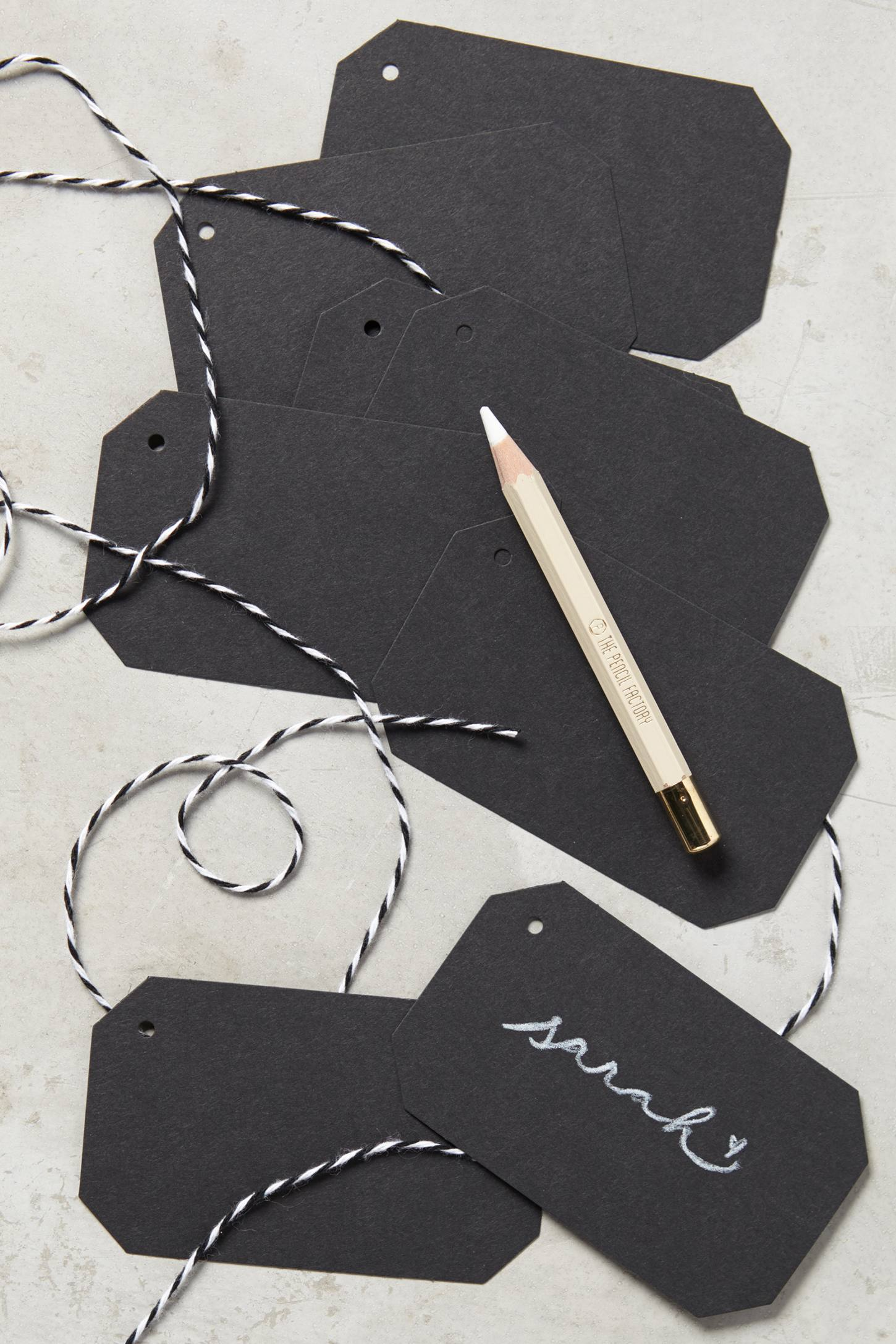 Chalkboard Hang Tag Set