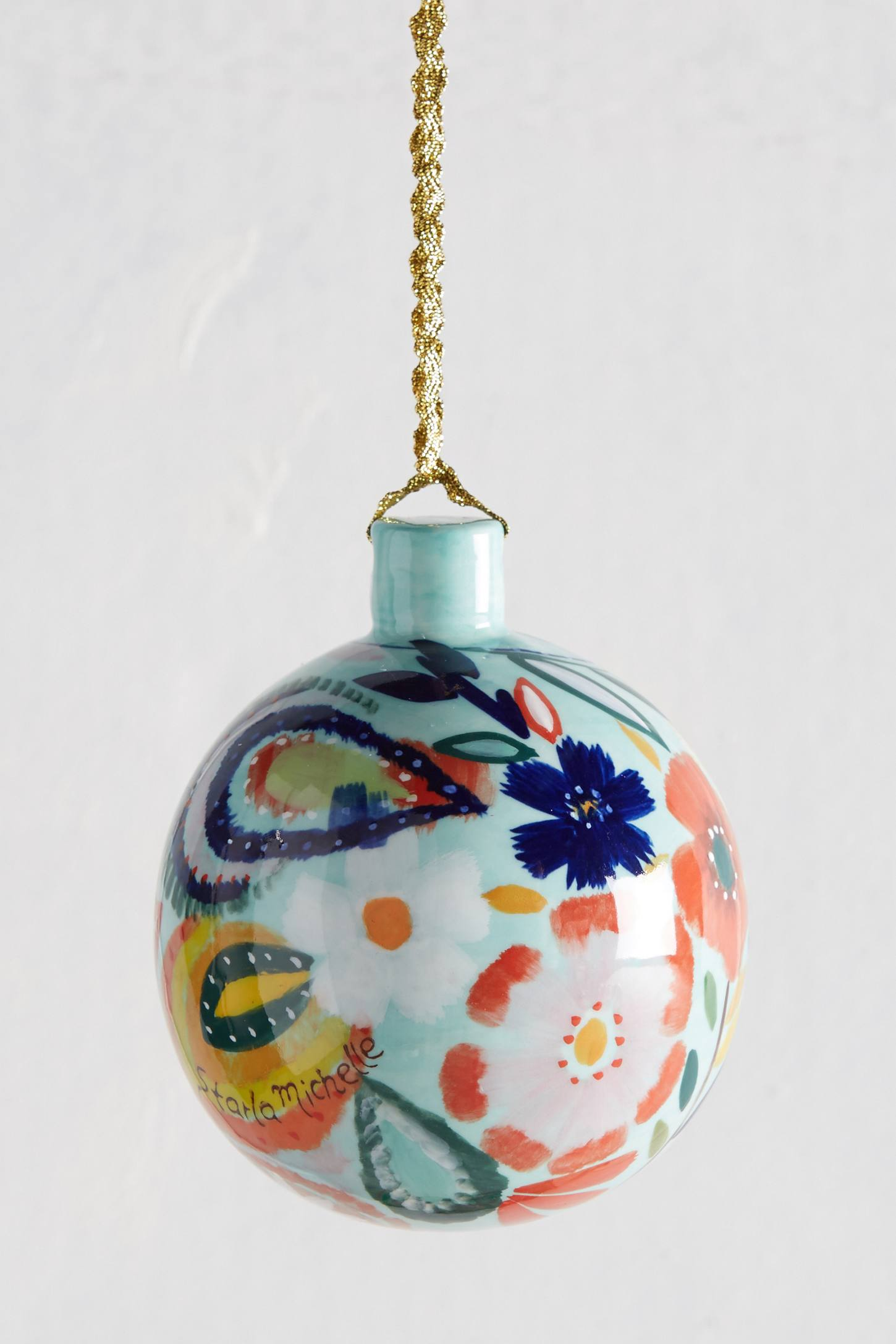 Mooreland Ornament