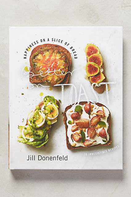 Better on Toast Cookbook
