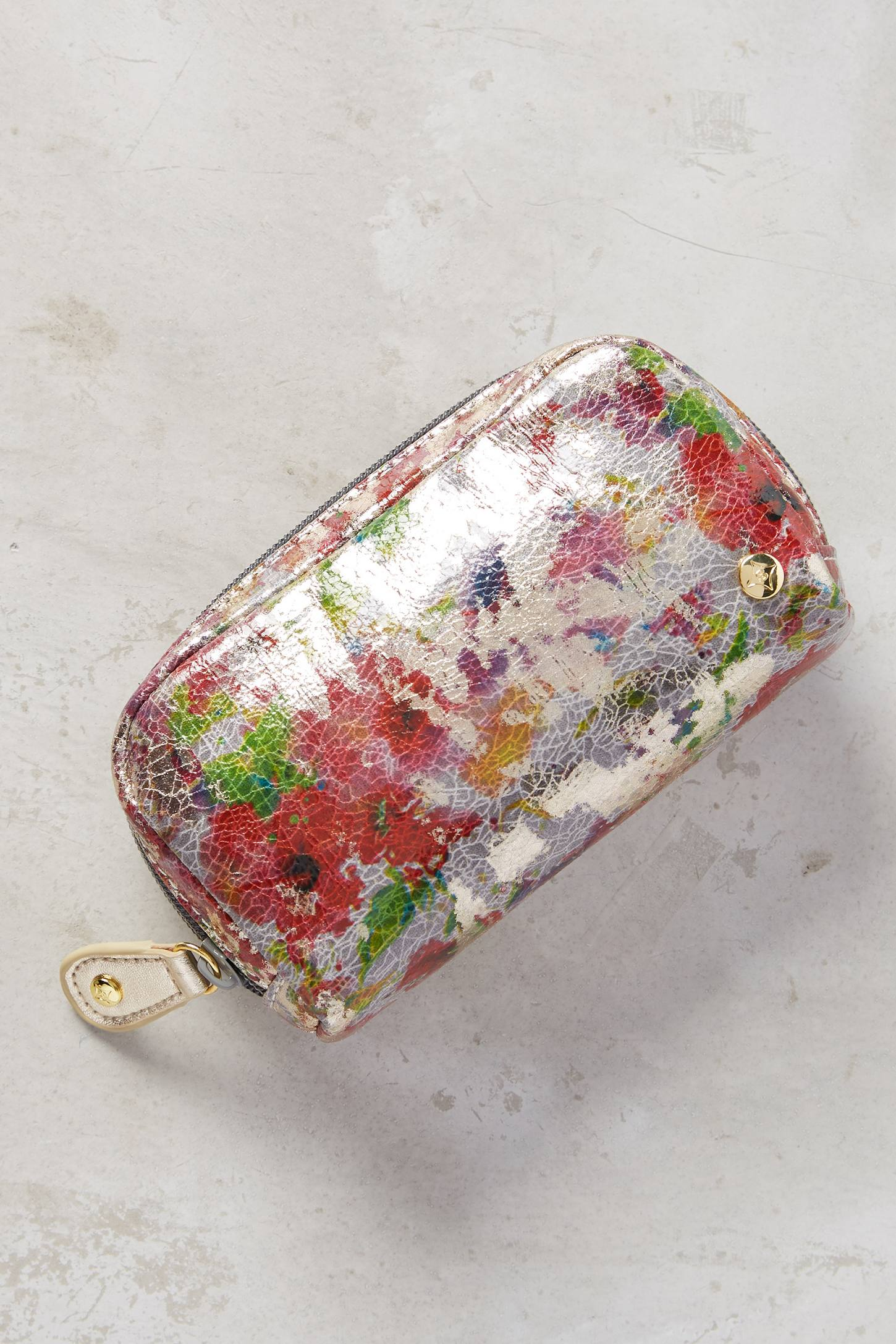 Chelsea Flowers Pouch