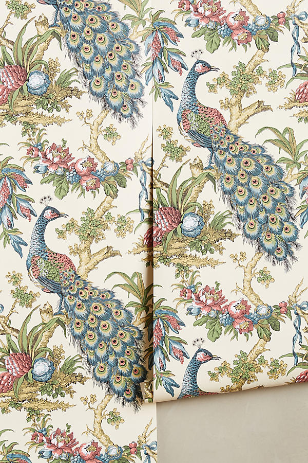 Arcadia Wallpaper Anthropologie 2021 Trends Xoosha