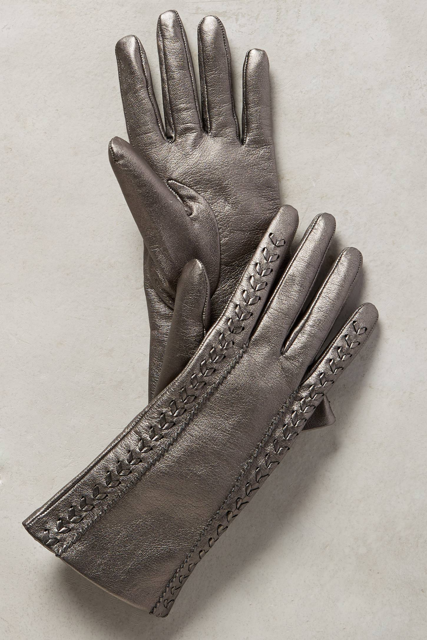 Galena Leather Gloves