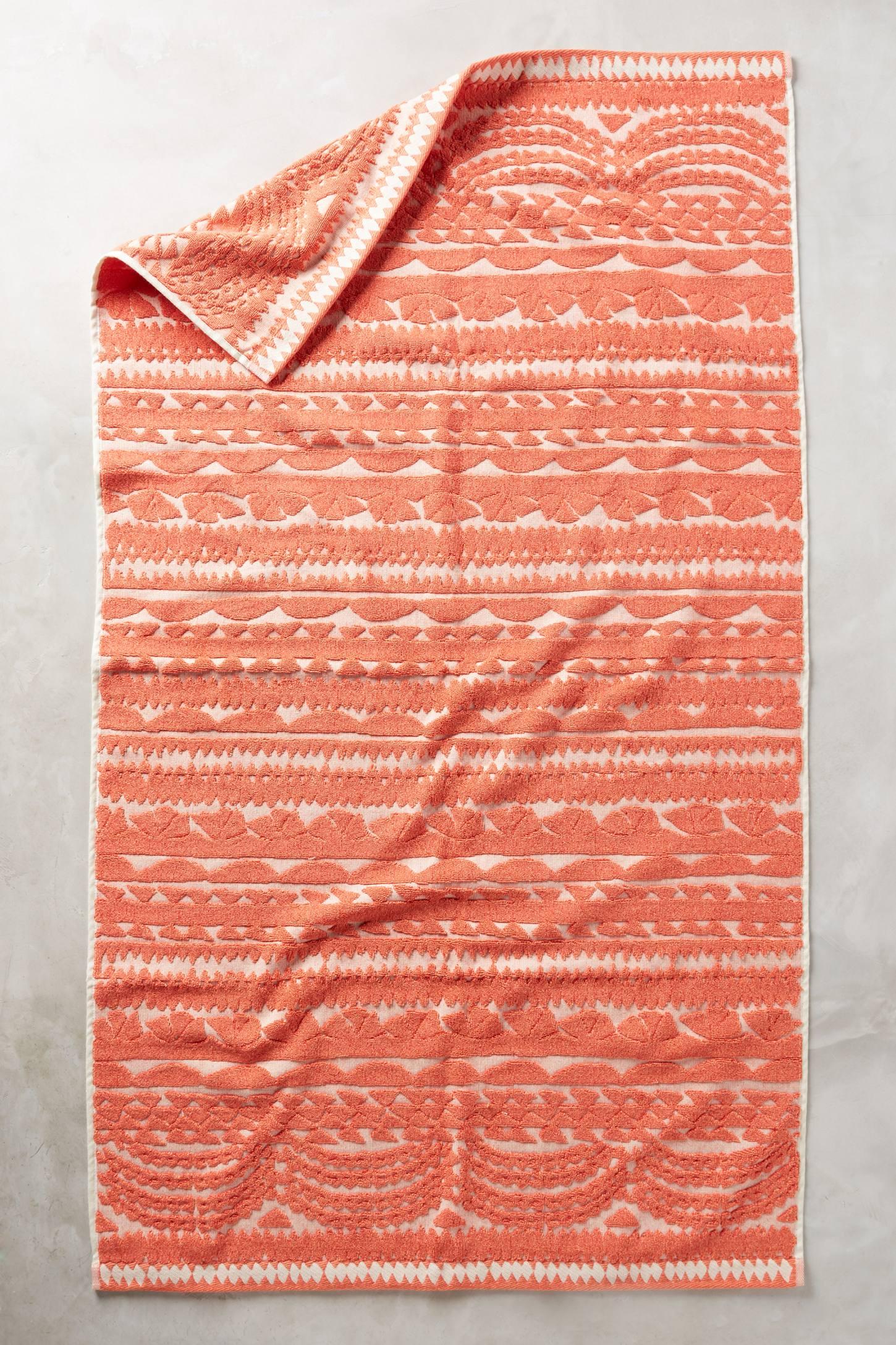 Yarn-Dyed Malvina Towel Set