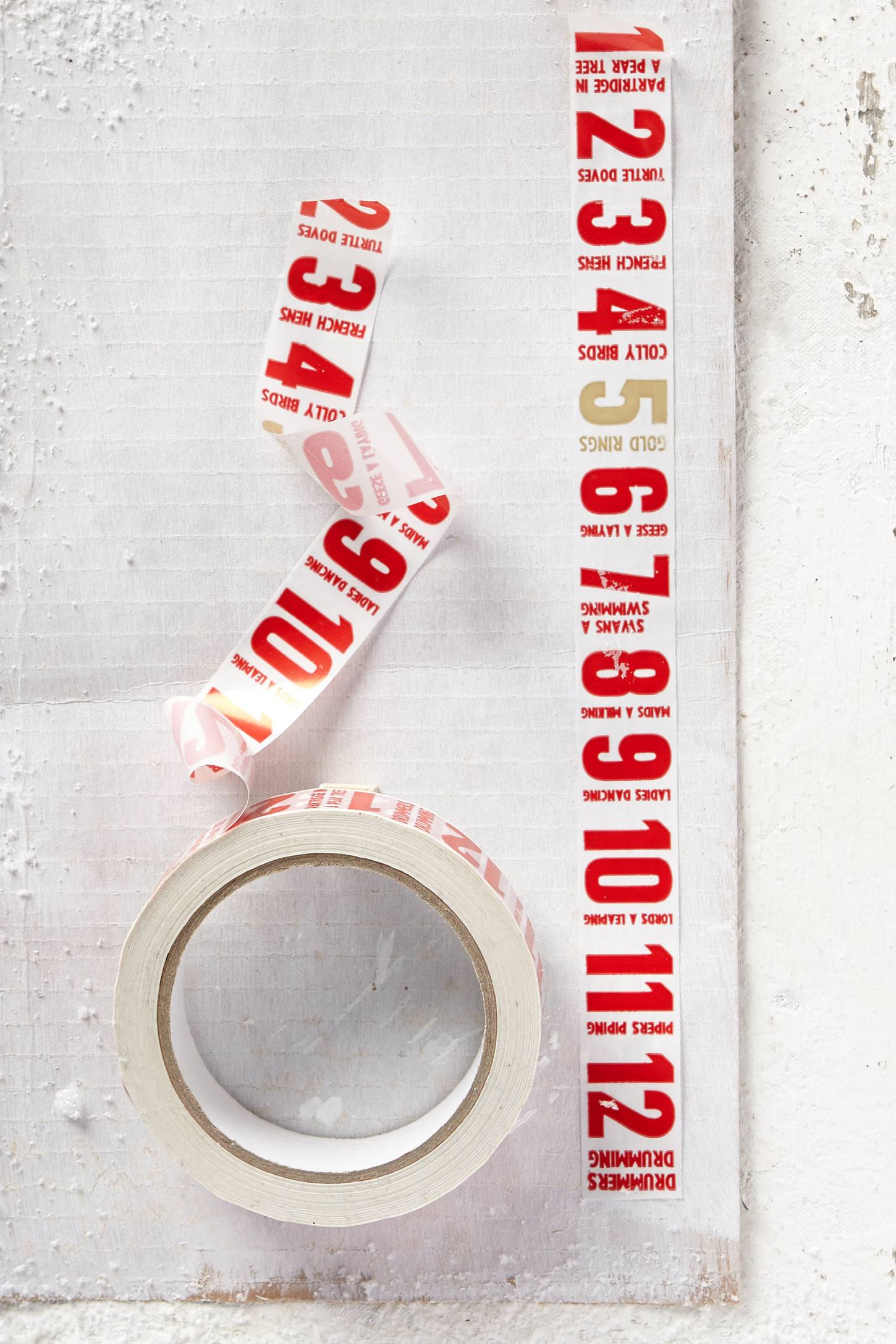 Holiday Package Tape