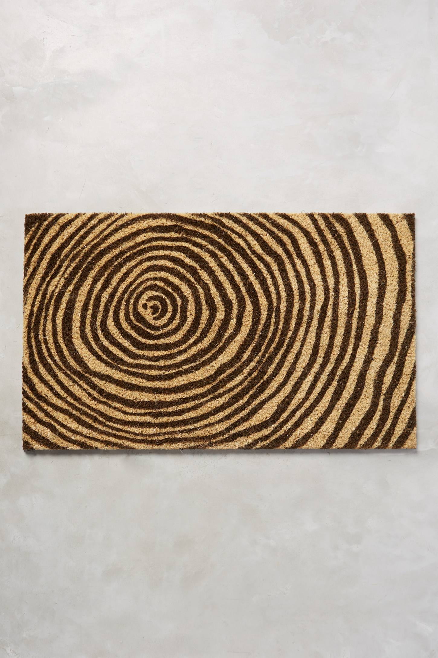 Timber Doormat