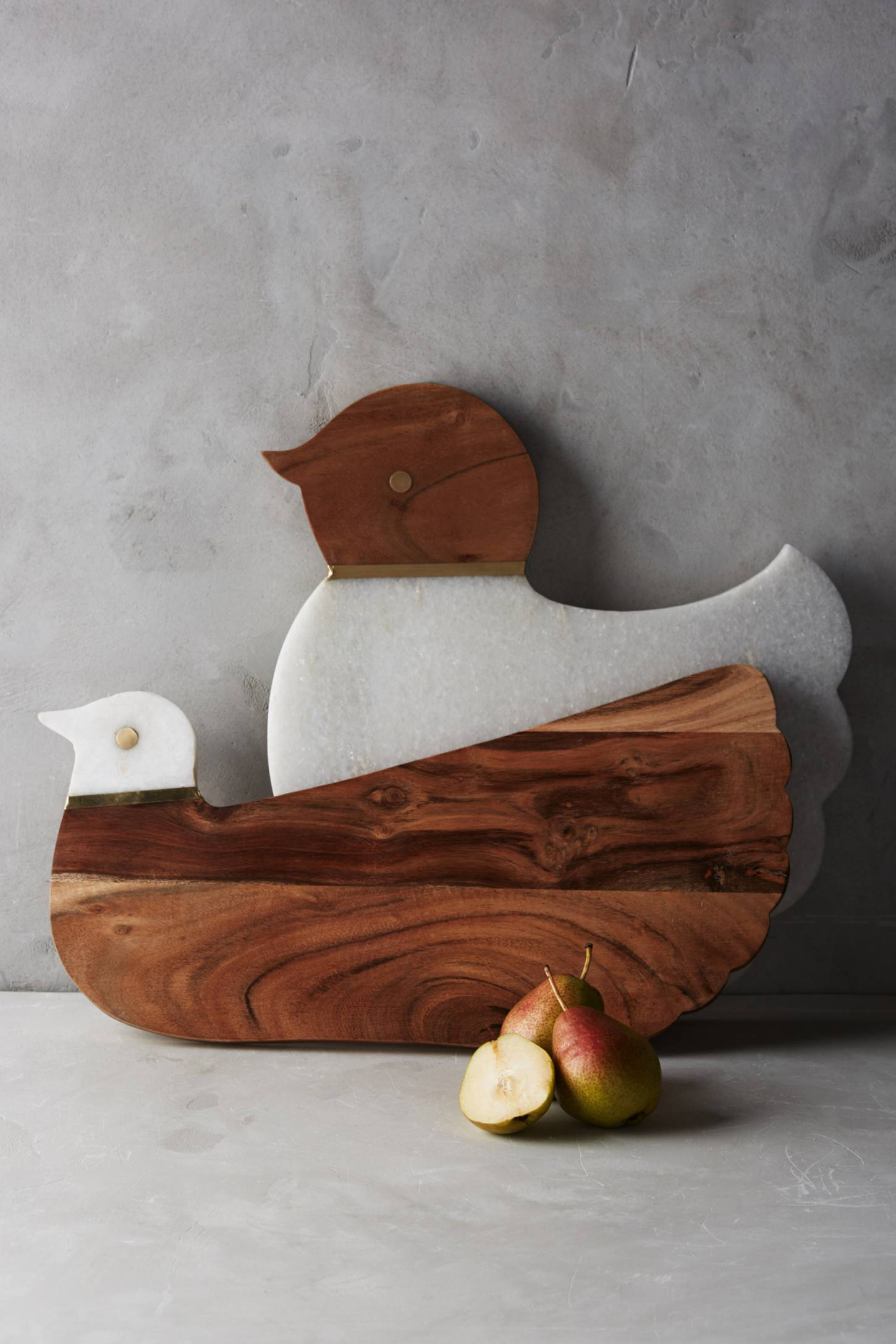 Cluck & Coo Cutting Board