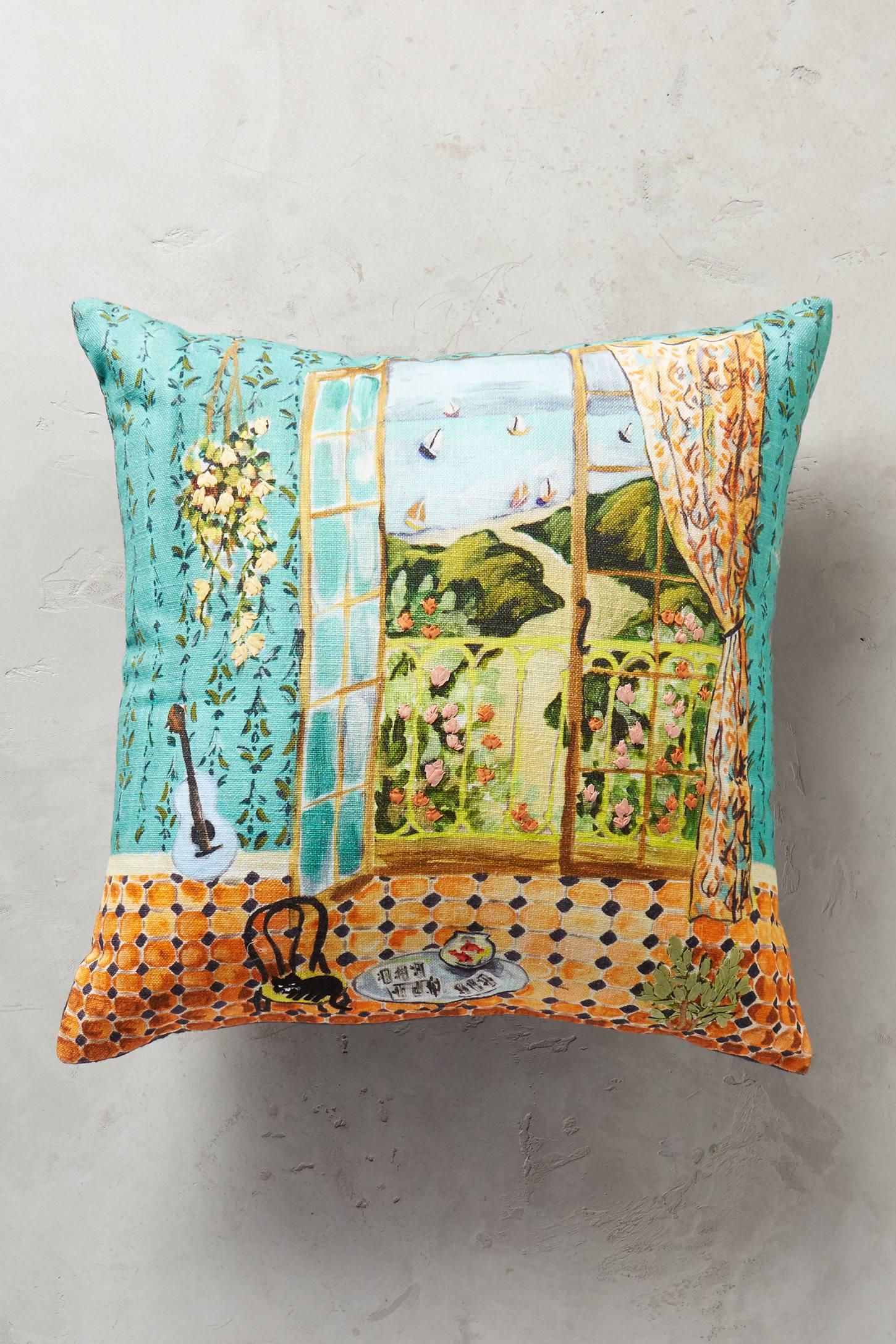 Post-Impressionism Cushion