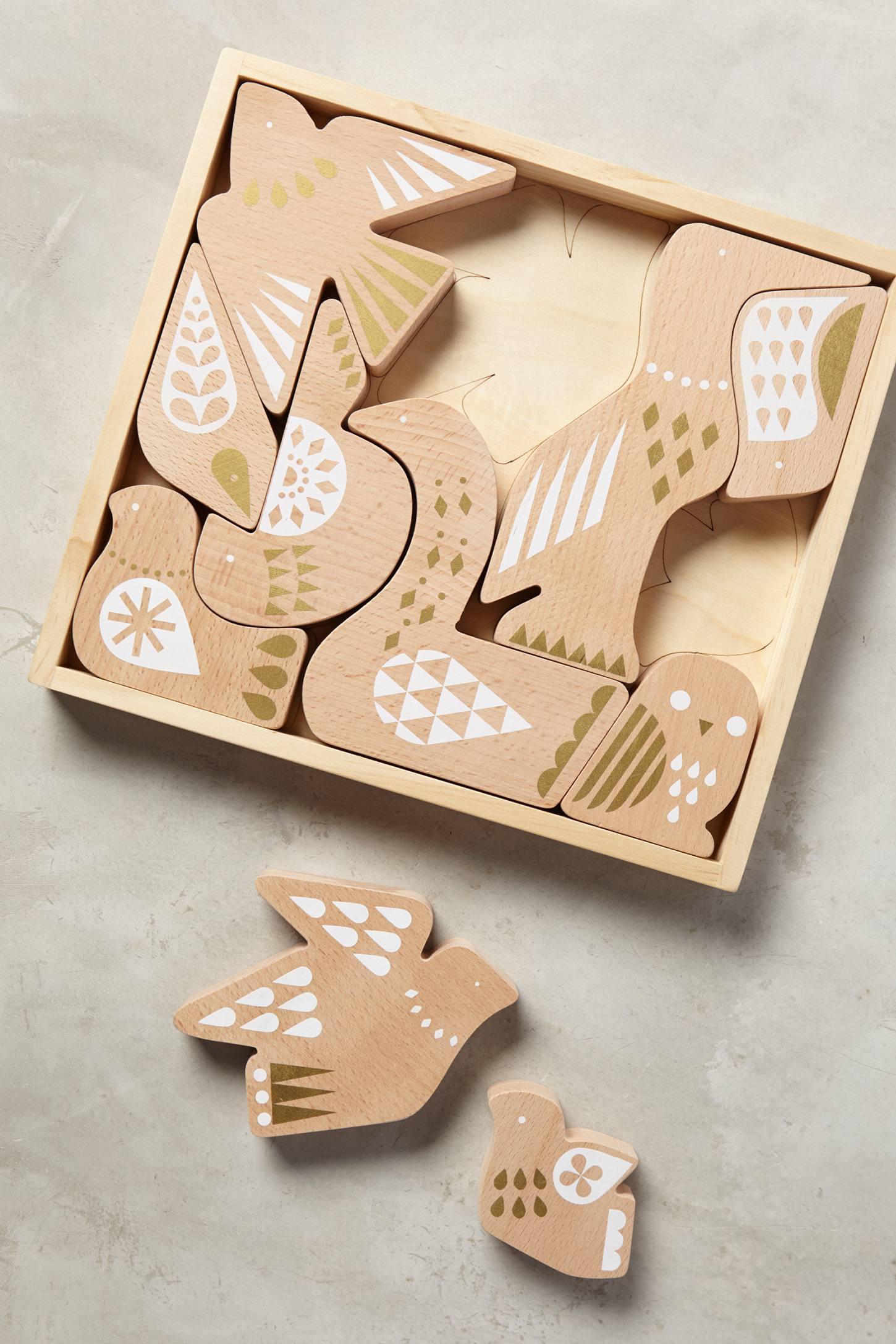 Flock Together Puzzle
