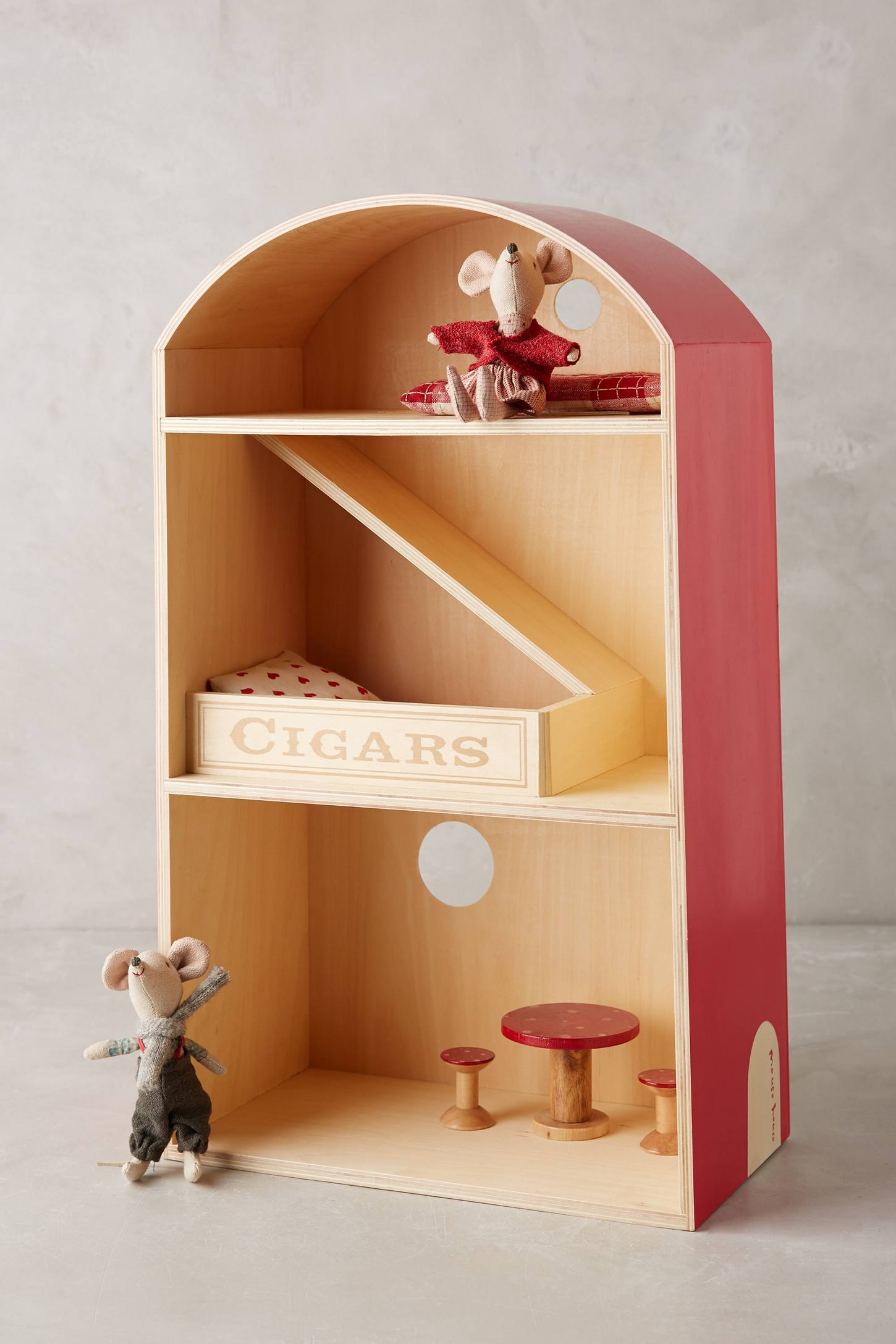 Little Mouse Doll House