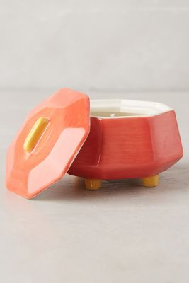 Teahouse Candle