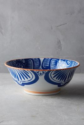 Inside Out Serving Bowl