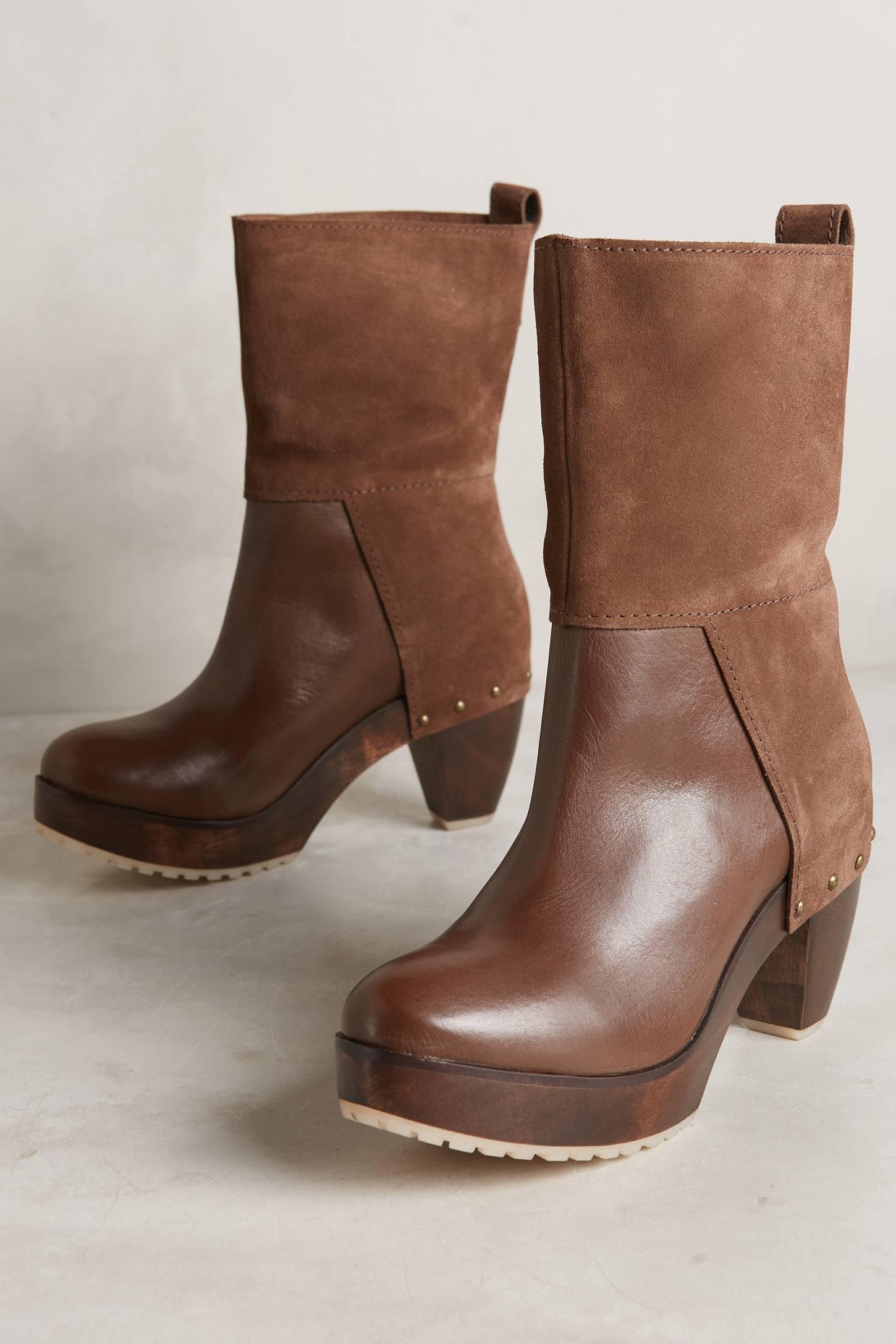 Kelsi Dagger Allan Clog Boots