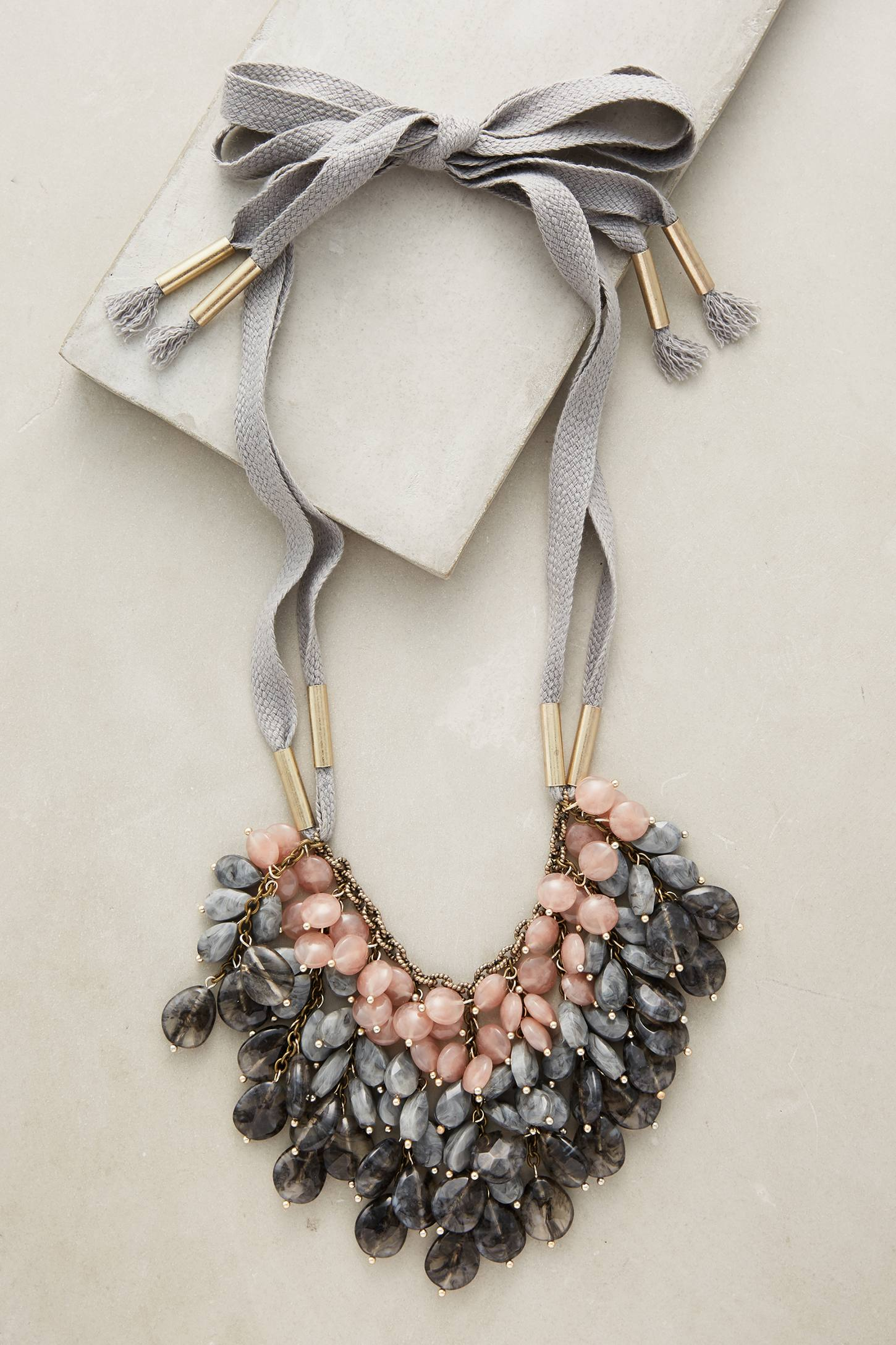 Balletomane Bib Necklace