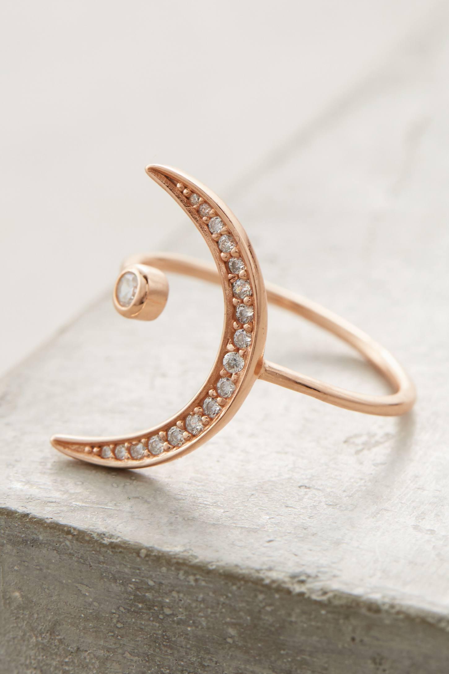 Crescent Orbit Ring