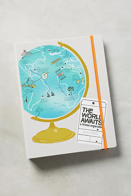 The World Awaits - a Travel Organizer