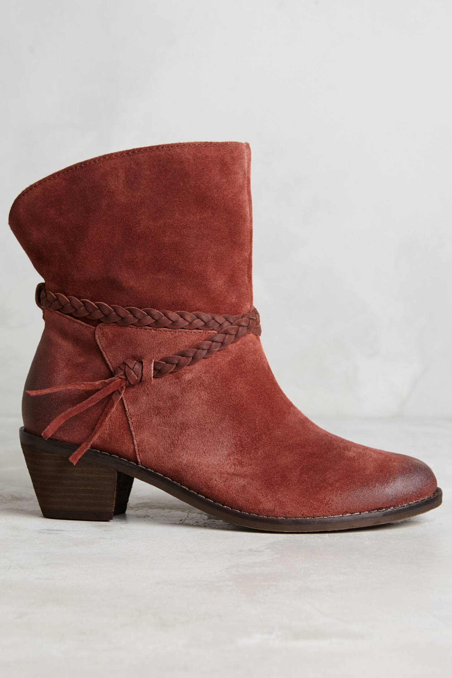 Latigo Dosha Booties