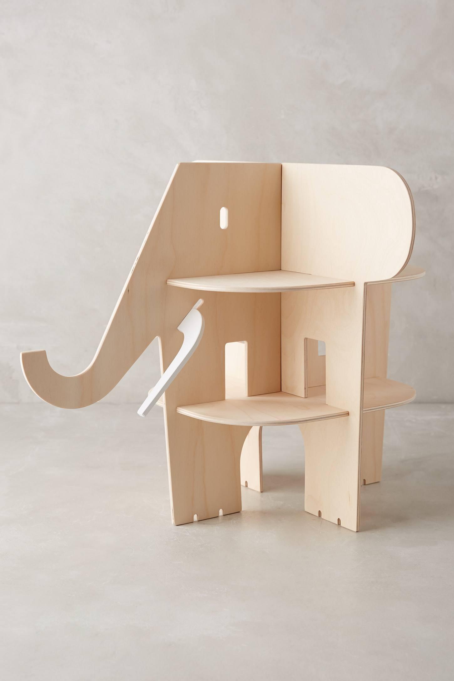 Elephant Doll House