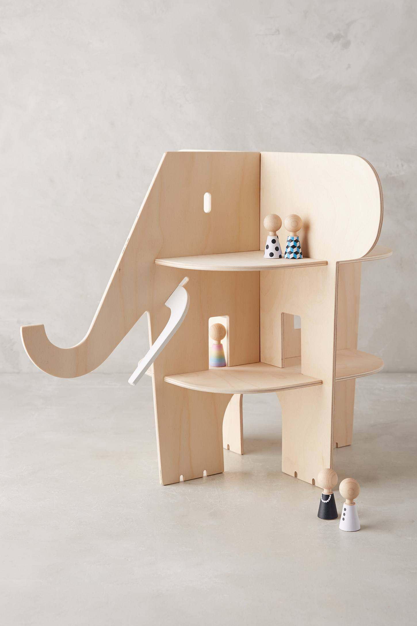 Elephant Doll House