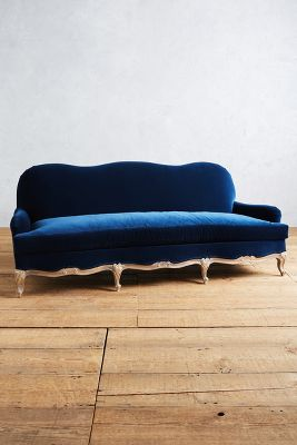 Velvet Claribel Sofa