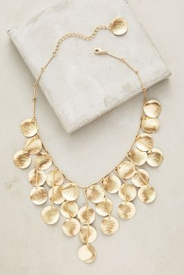 Sun Shower Necklace