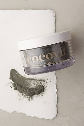 Cocovit Coconut Charcoal Face Mask