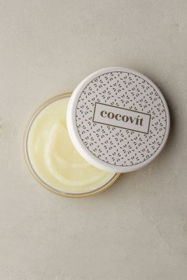 Cocovit Orange Basil Lip Balm White One Size Makeup