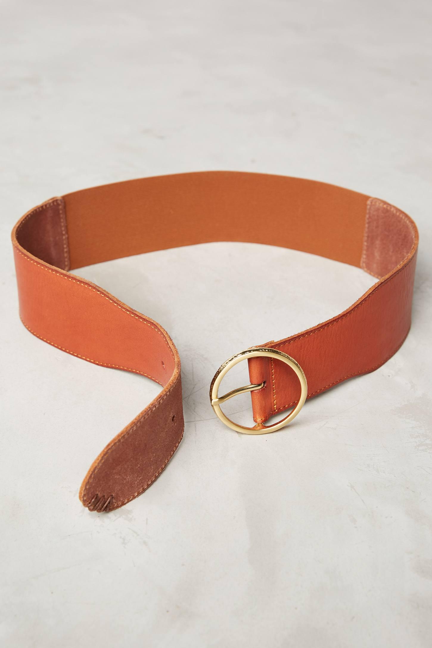 Clean Corset Belt