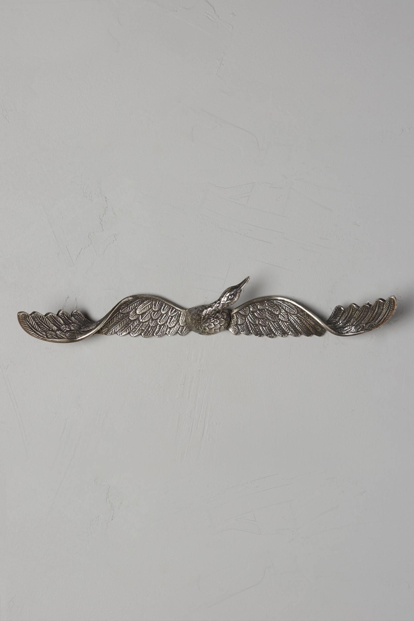 Graceful Crane Hook