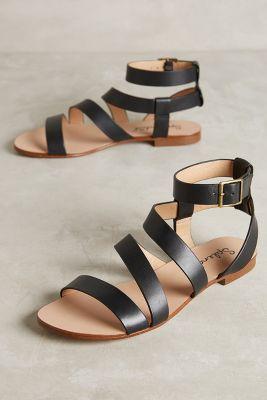 Splendid Caracas Sandals Black 8 Sandals