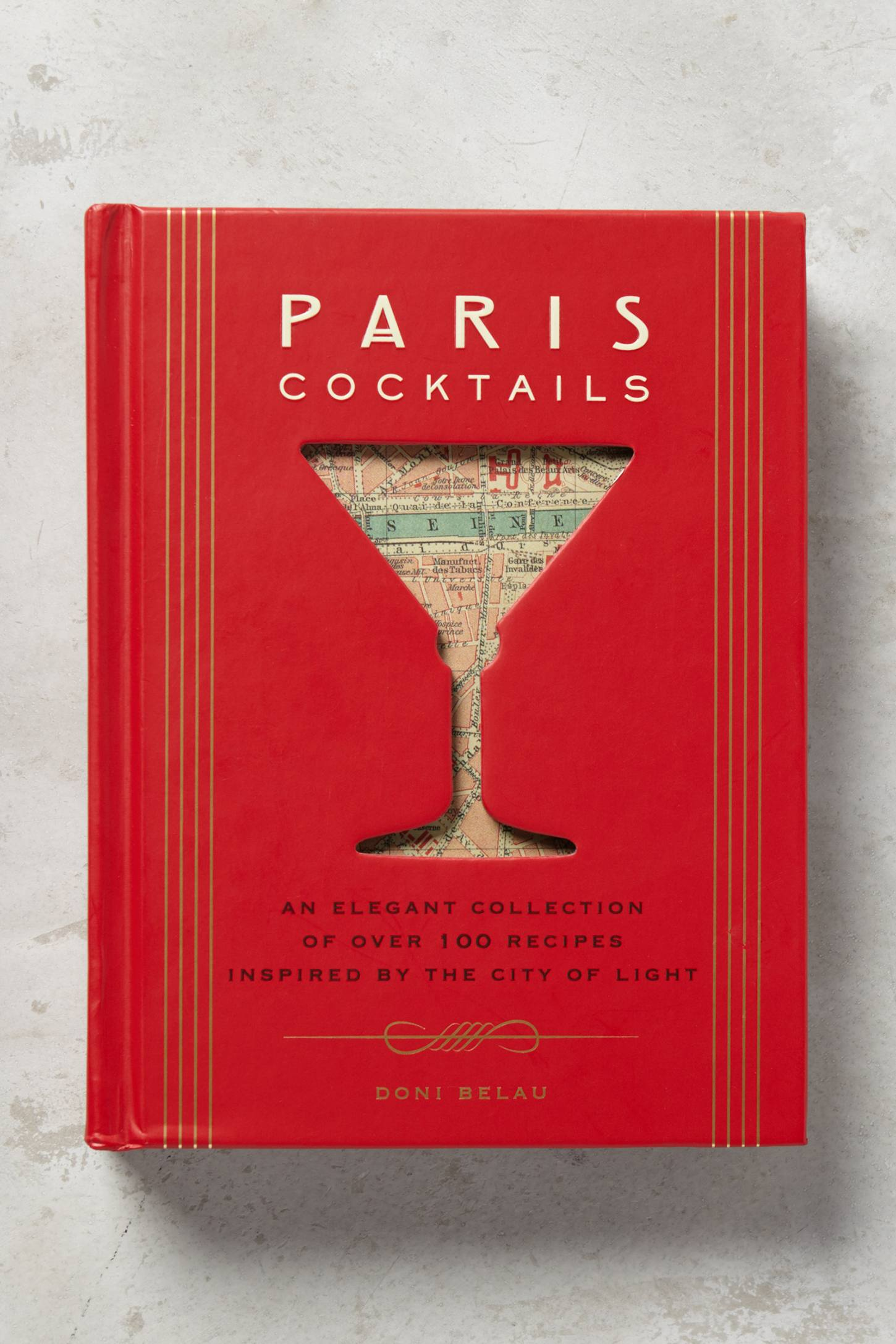 Paris Cocktails