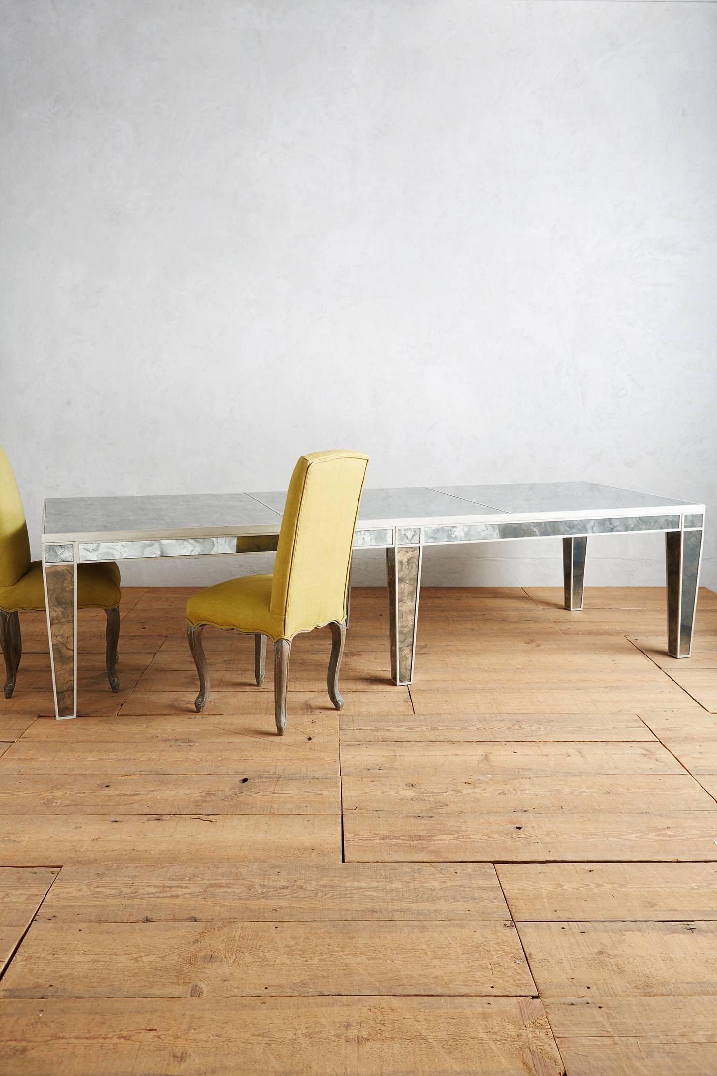 Fontaine Mirrored Dining Table