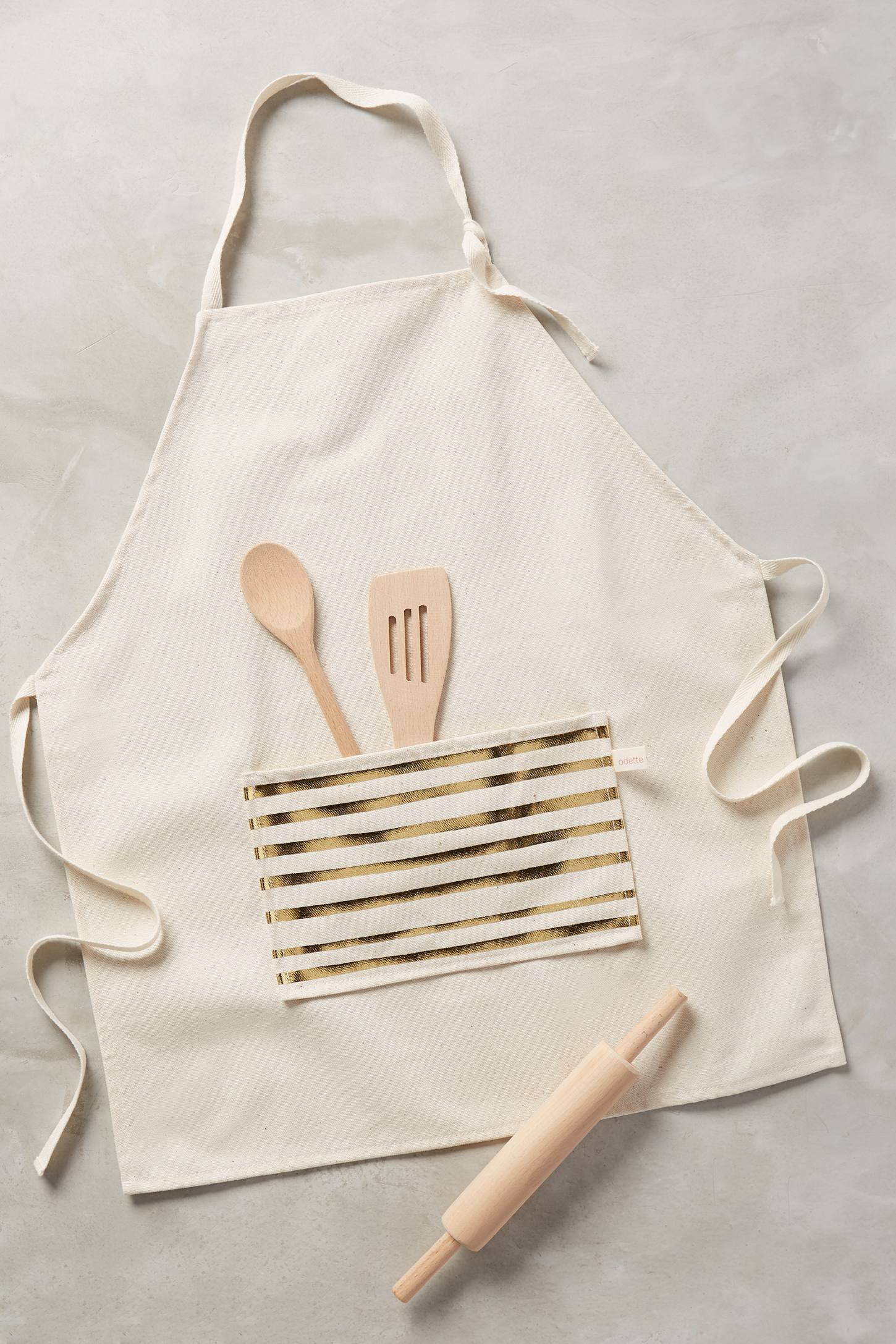 Chef's Apron Play Set