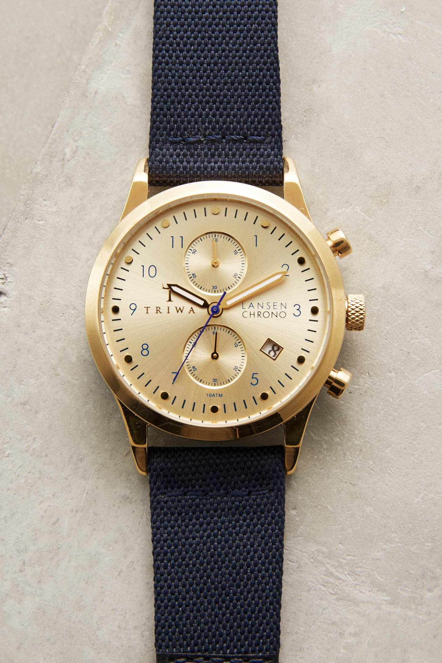 Lansen Chrono Watch