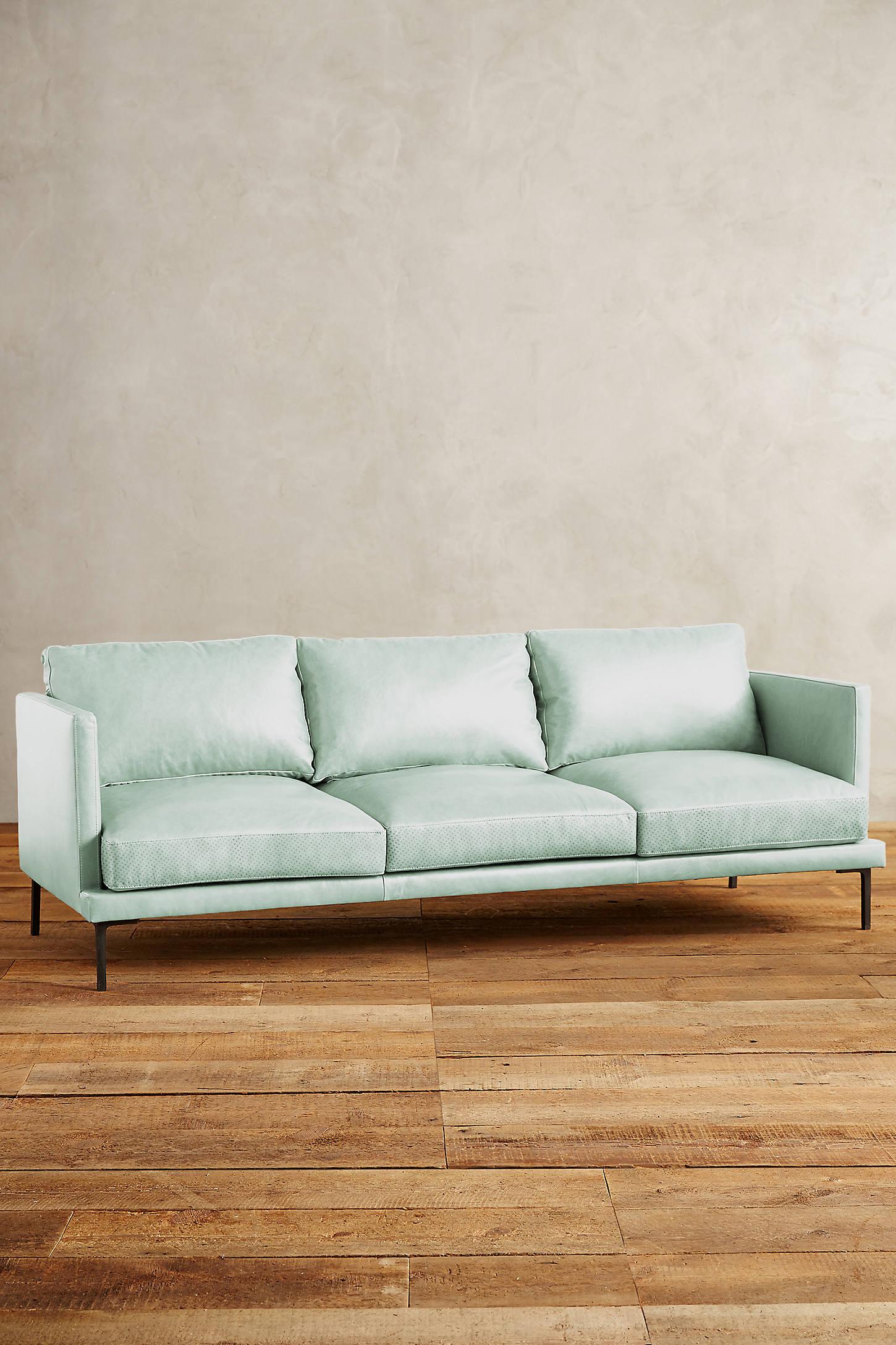 Premium Leather Linde Sofa