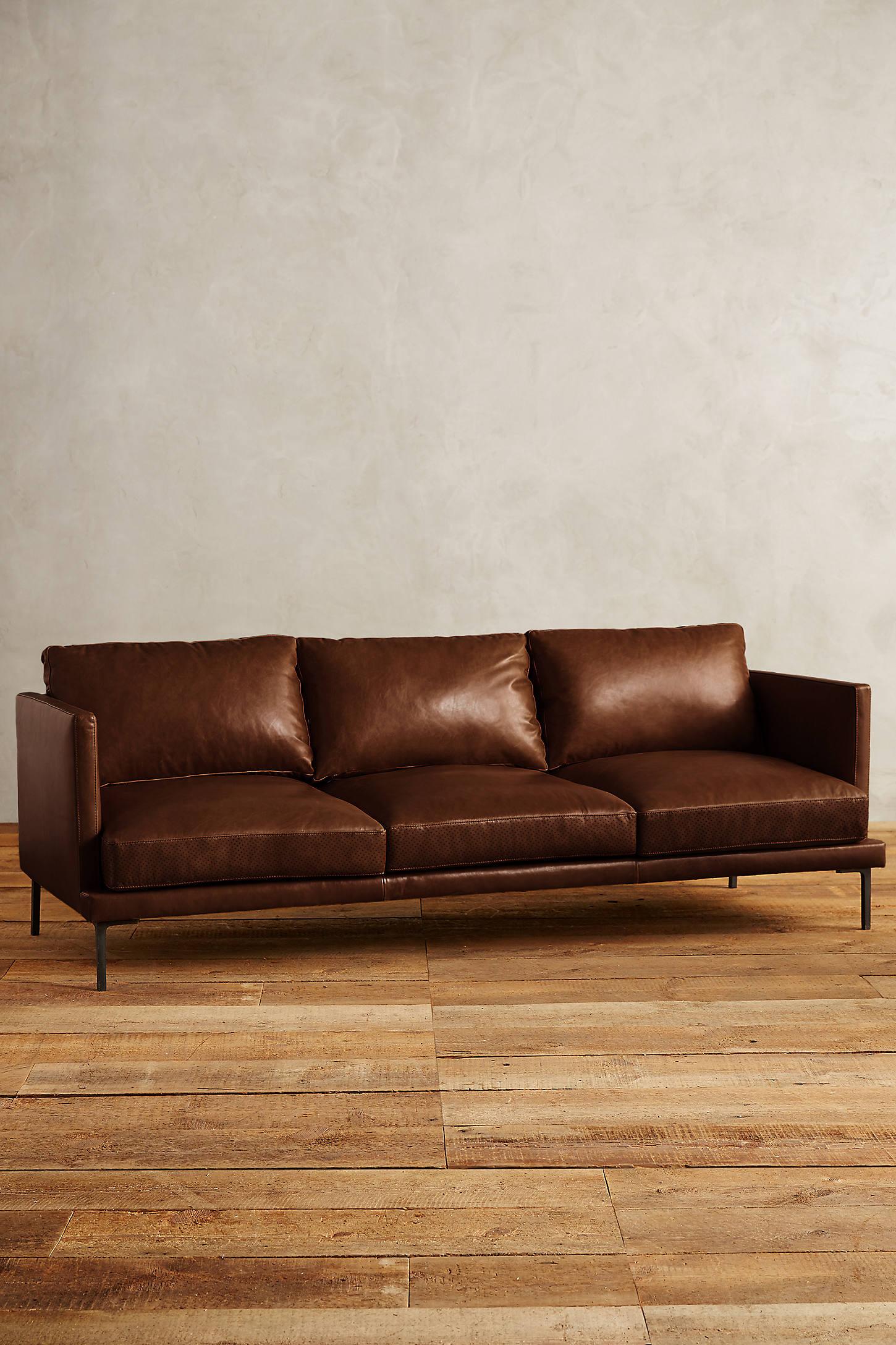 Leather Linde Sofa