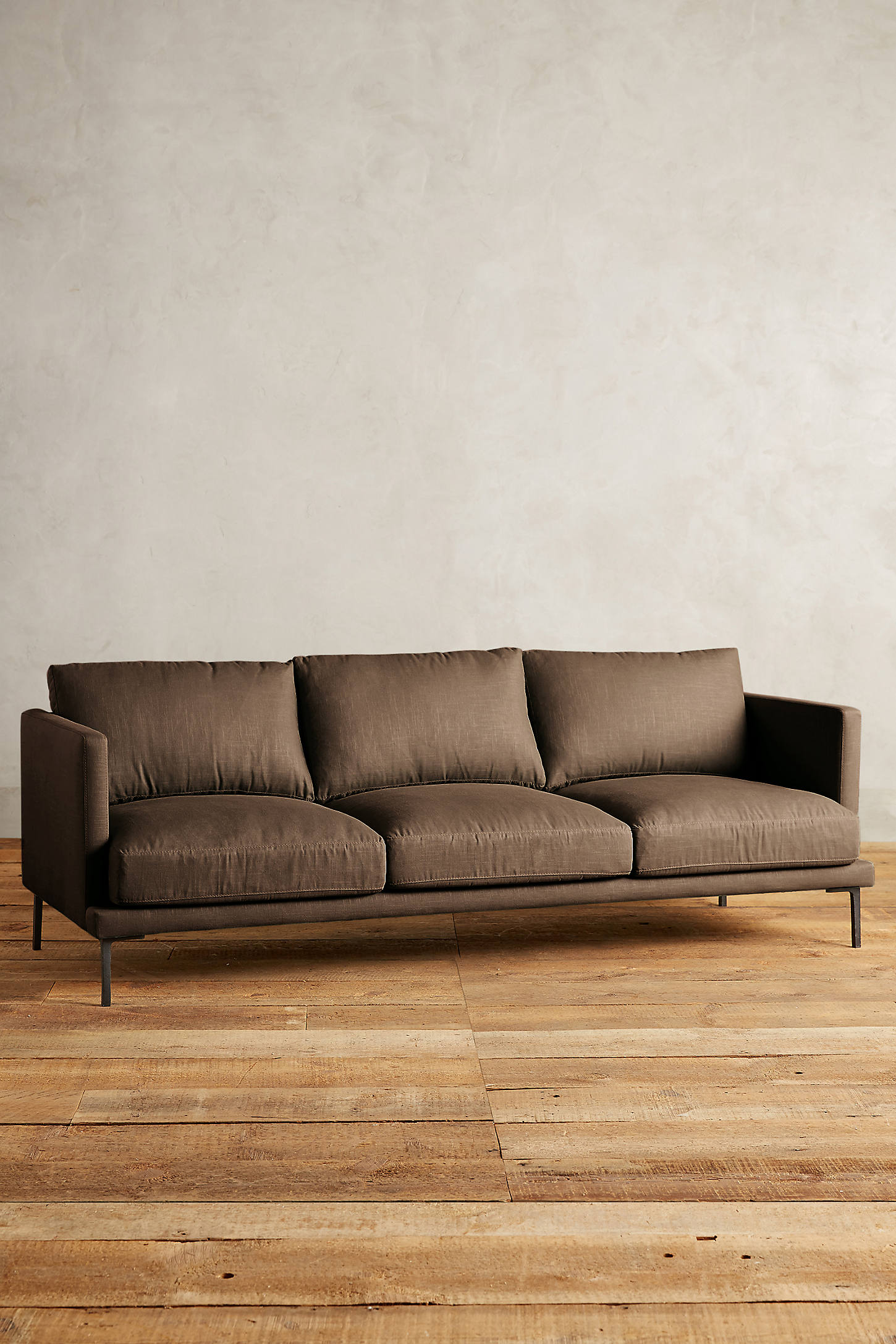 Linen Linde Sofa