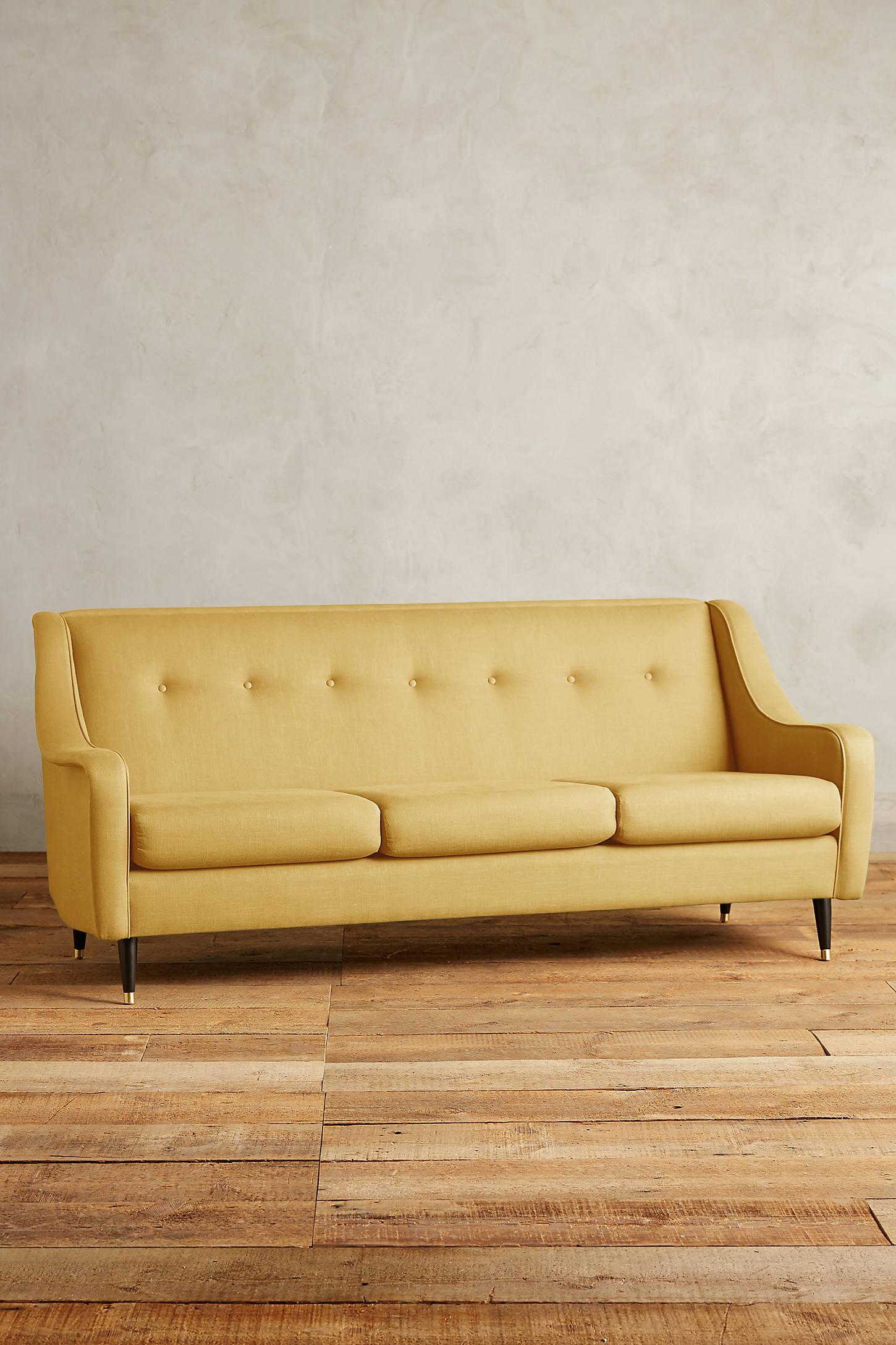 Linen Adrie Sofa