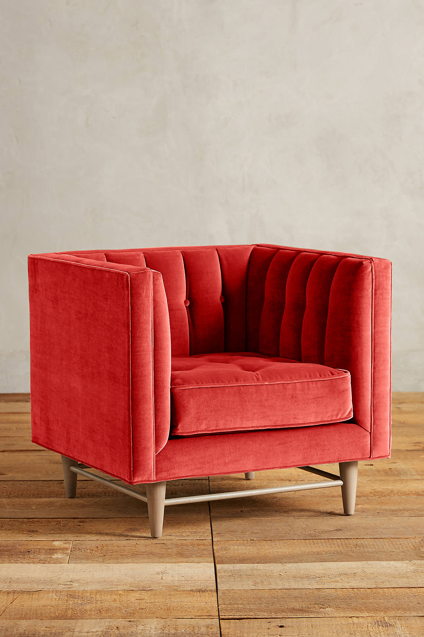 Velvet Marryn Chair