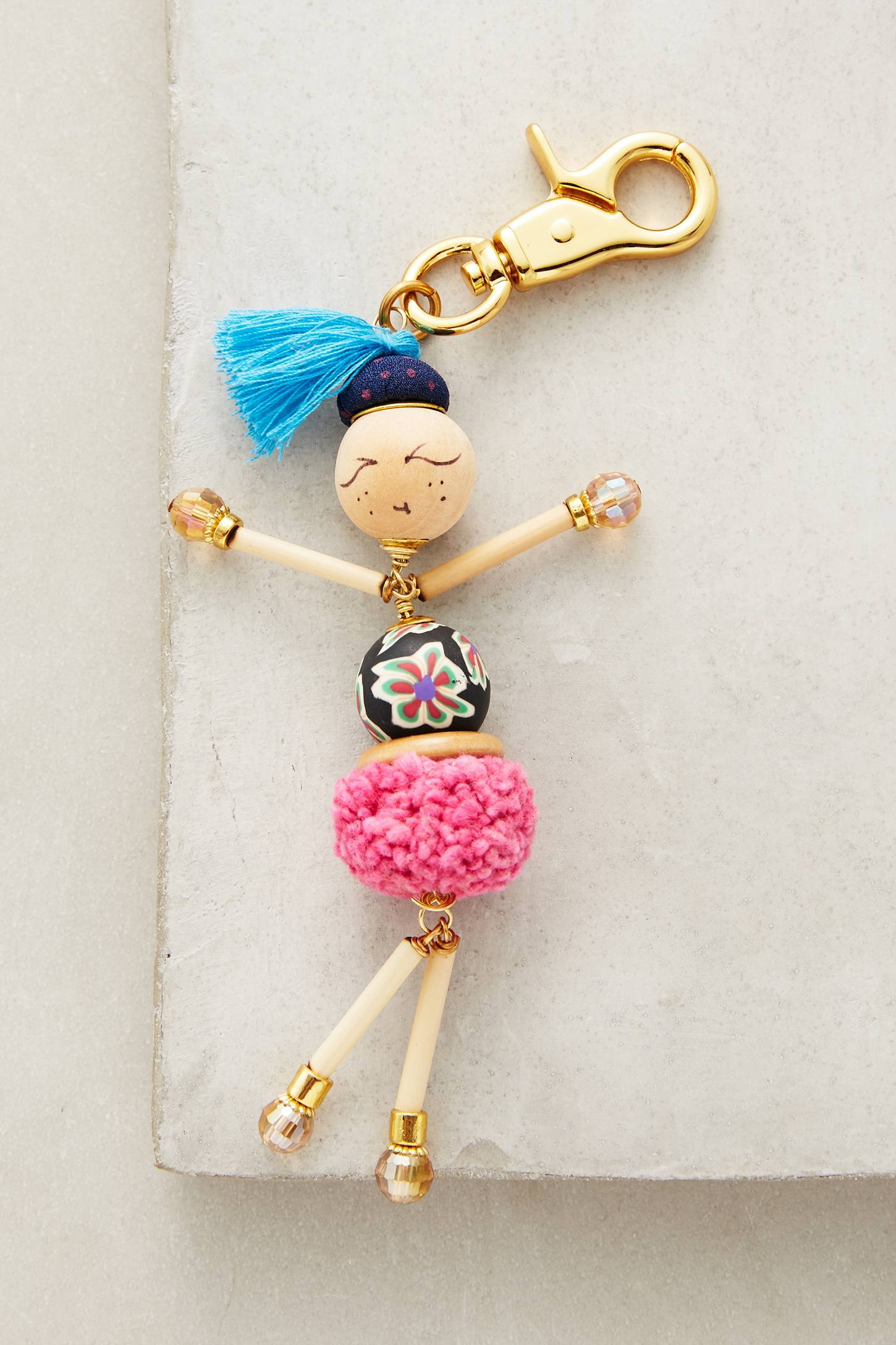 Performance Artist Keychain