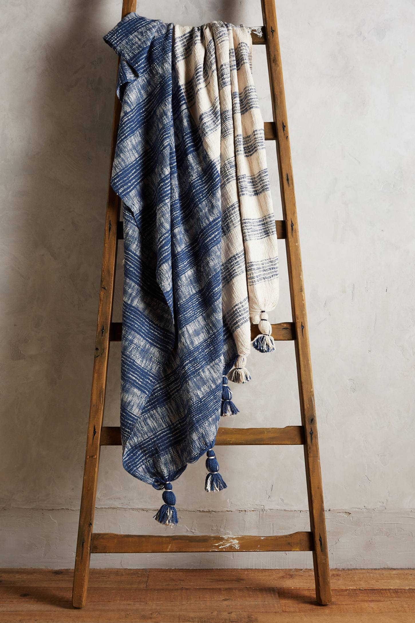 Plaid Wetherill Throw