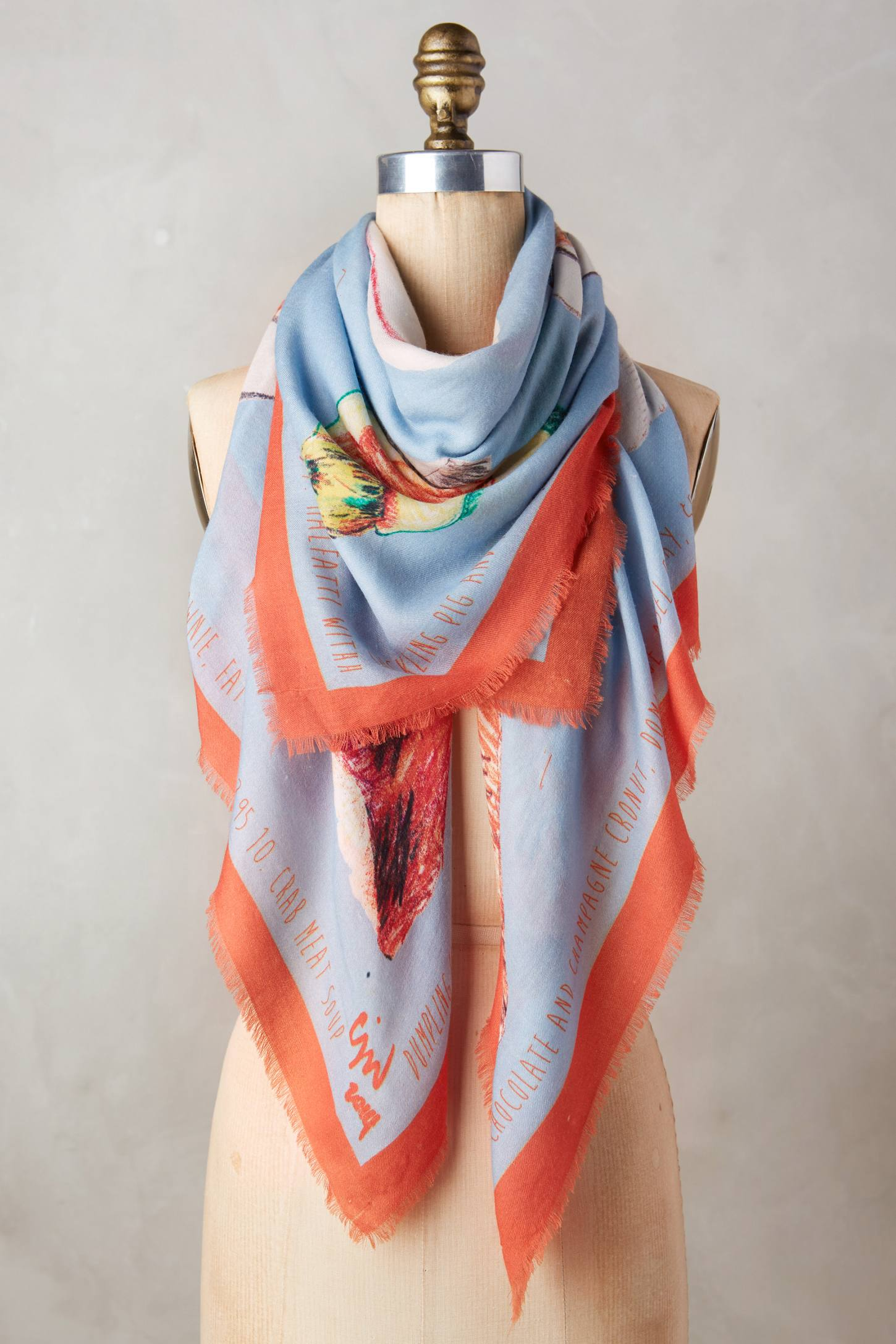 Provisions Square Scarf